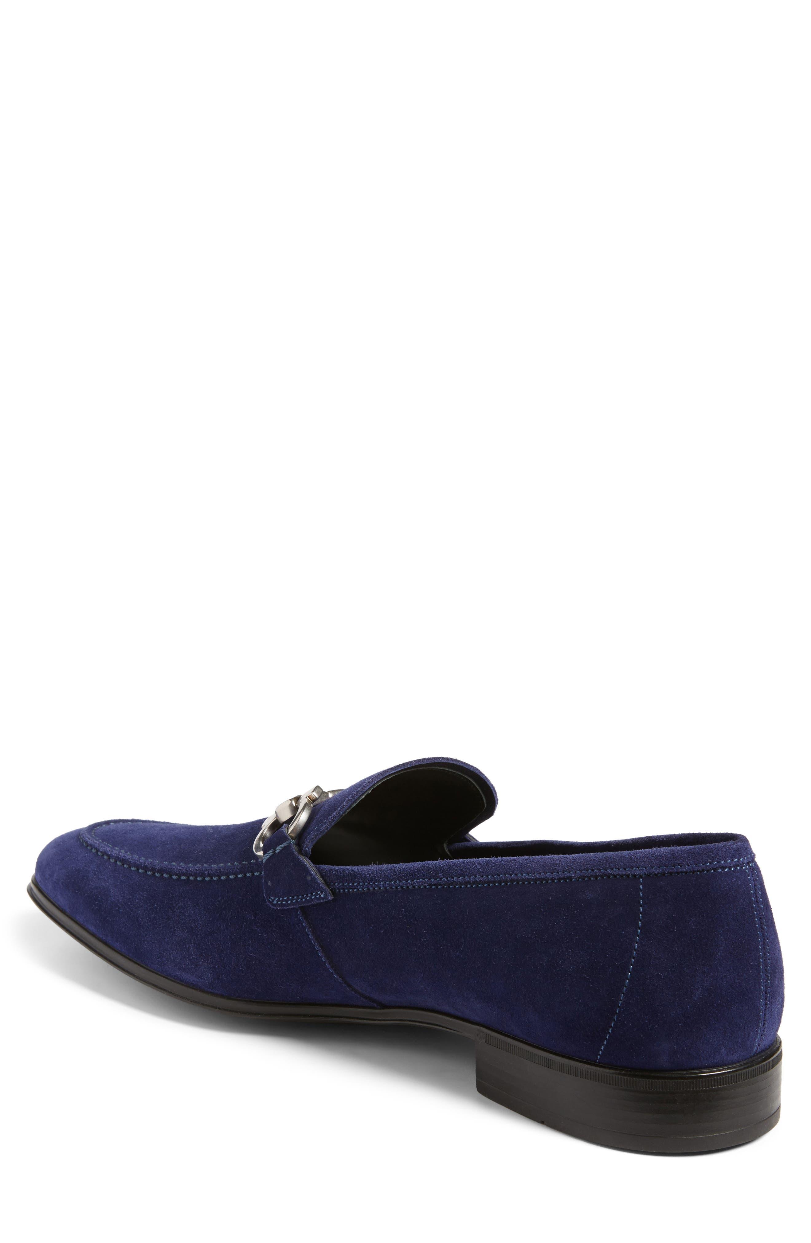 Men S Salvatore Ferragamo Slip On Loafers Driving Shoes