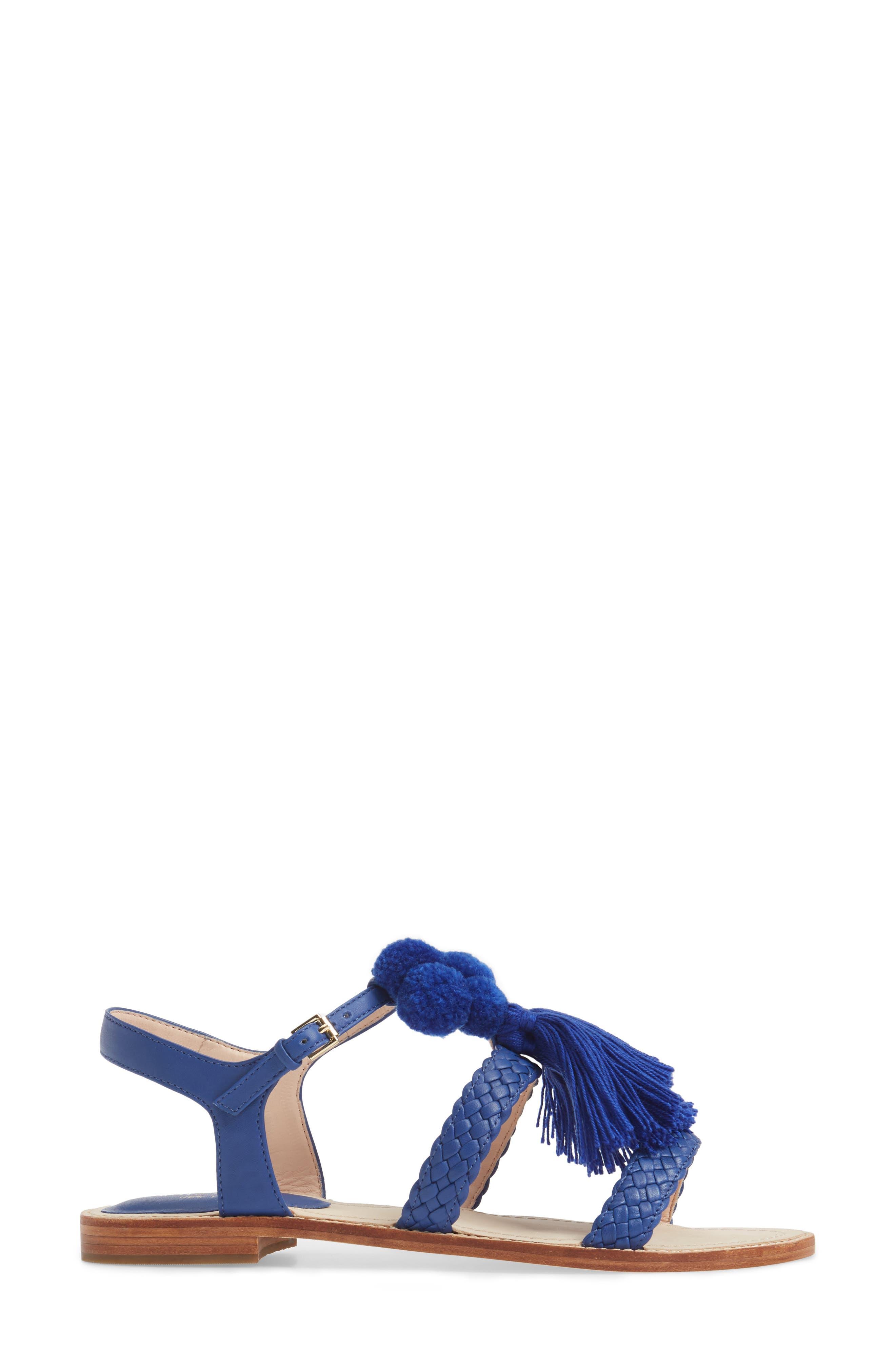 Alternate Image 3  - kate spade new york sunset flat sandal (Women)