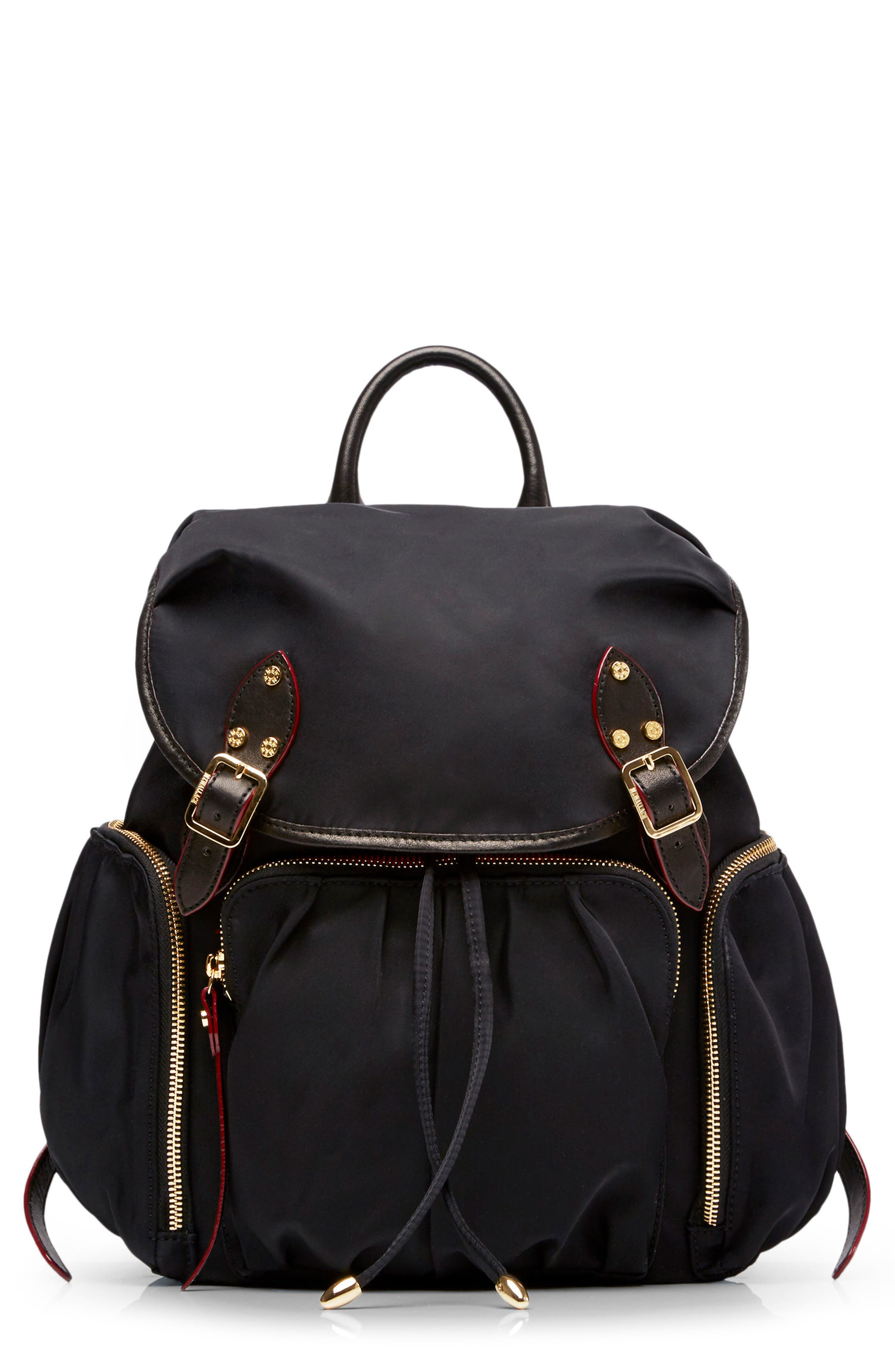 MZ WALLACE Marlena Bedford Nylon Backpack