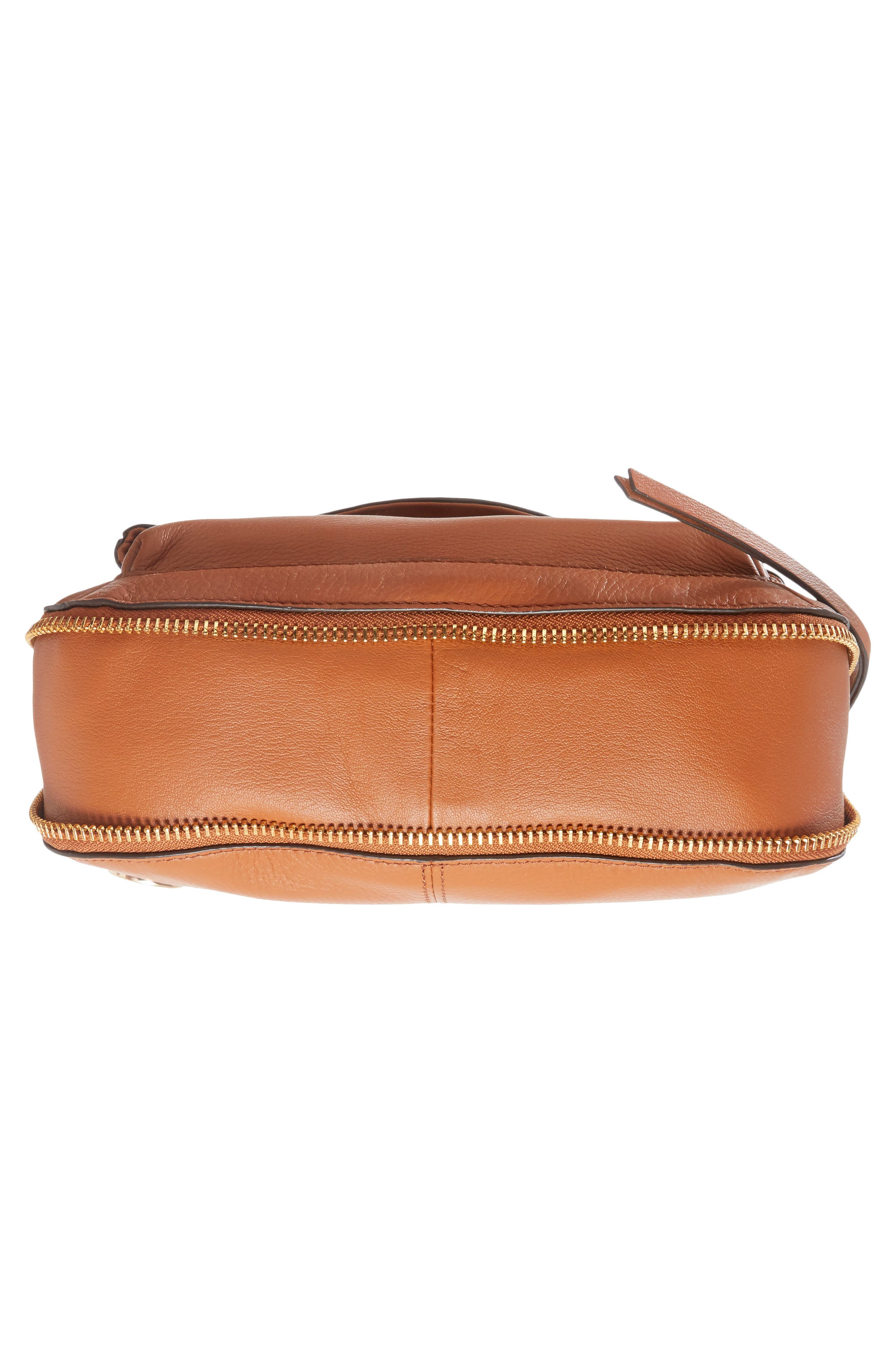 Alternate Image 6  - Vince Camuto Dafni Leather Crossbody (Nordstrom Exclusive)