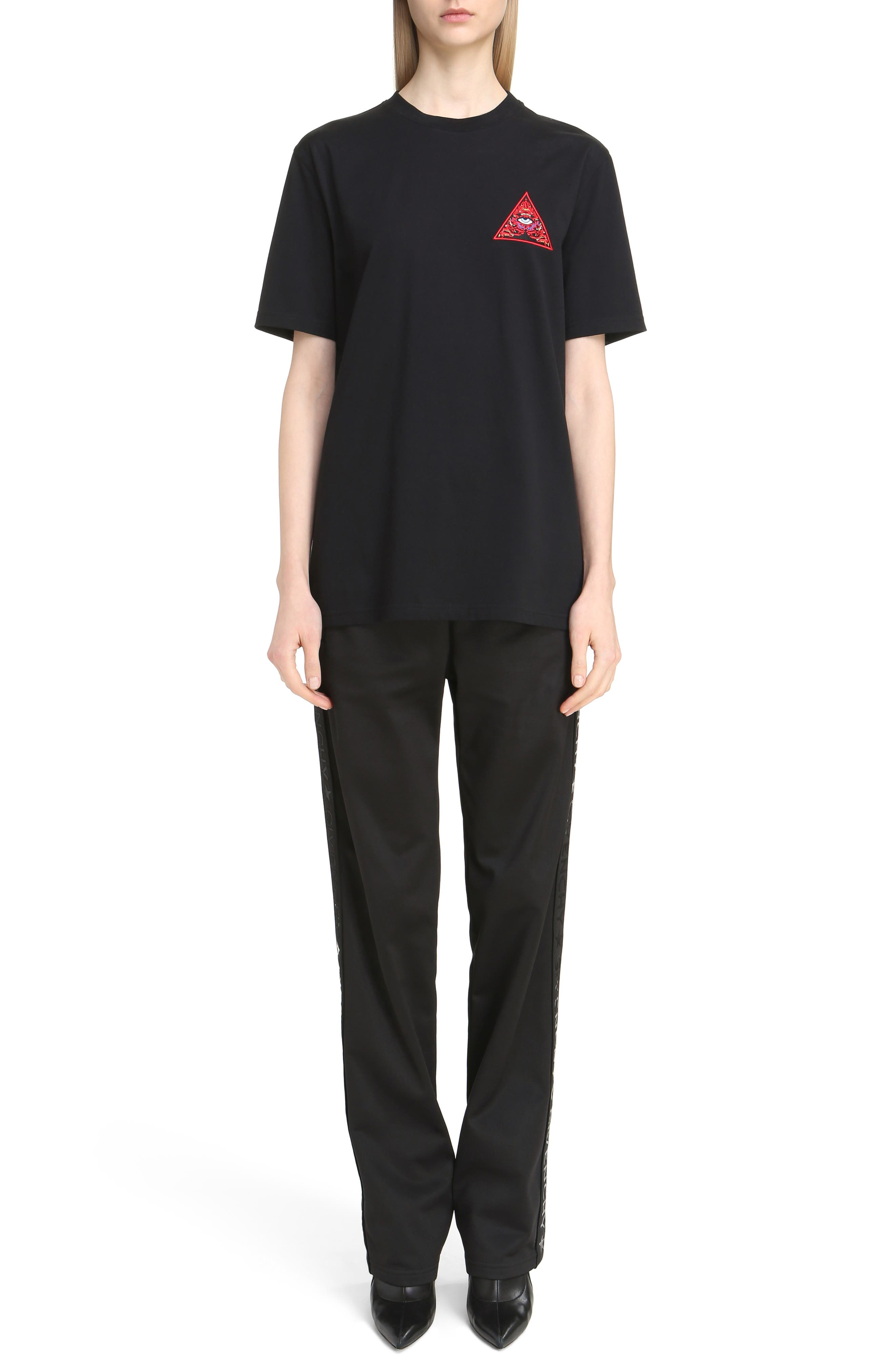 Alternate Image 5  - Givenchy Realize Embroidered Tee