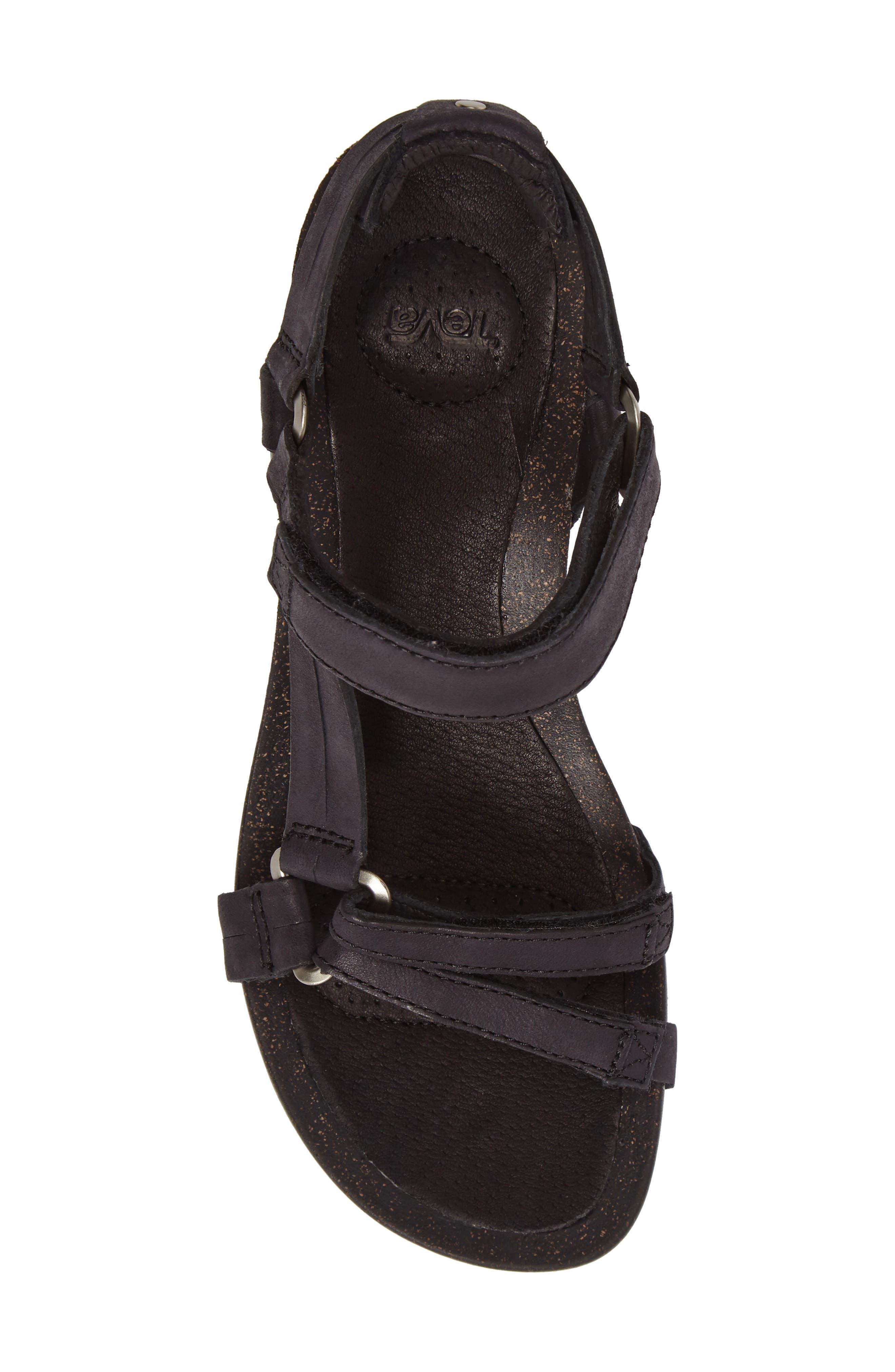 Alternate Image 5  - Teva Ysidro Wedge Sandal (Women)