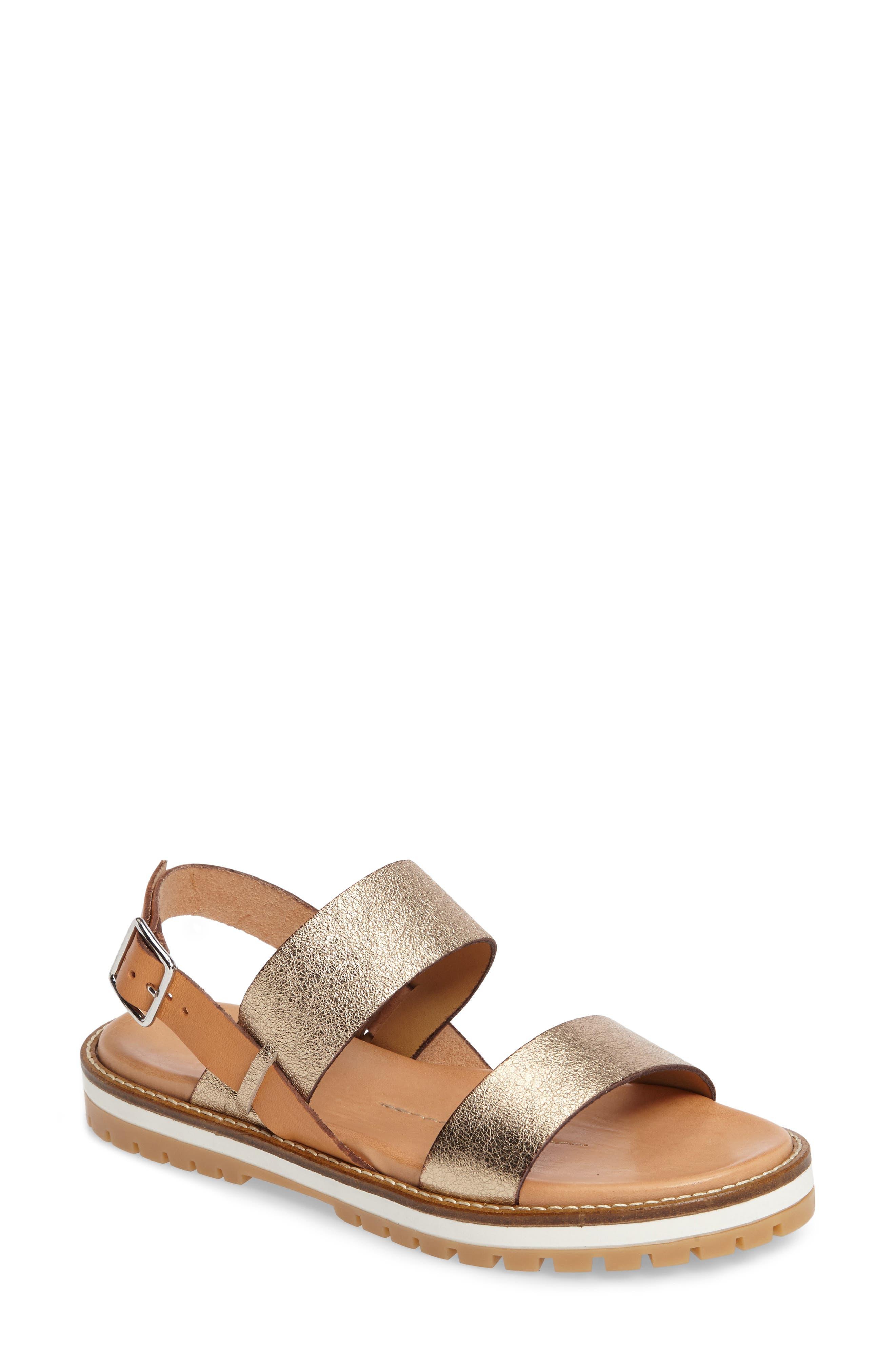 Rudsak Brenna Metallic Sandal (Women)