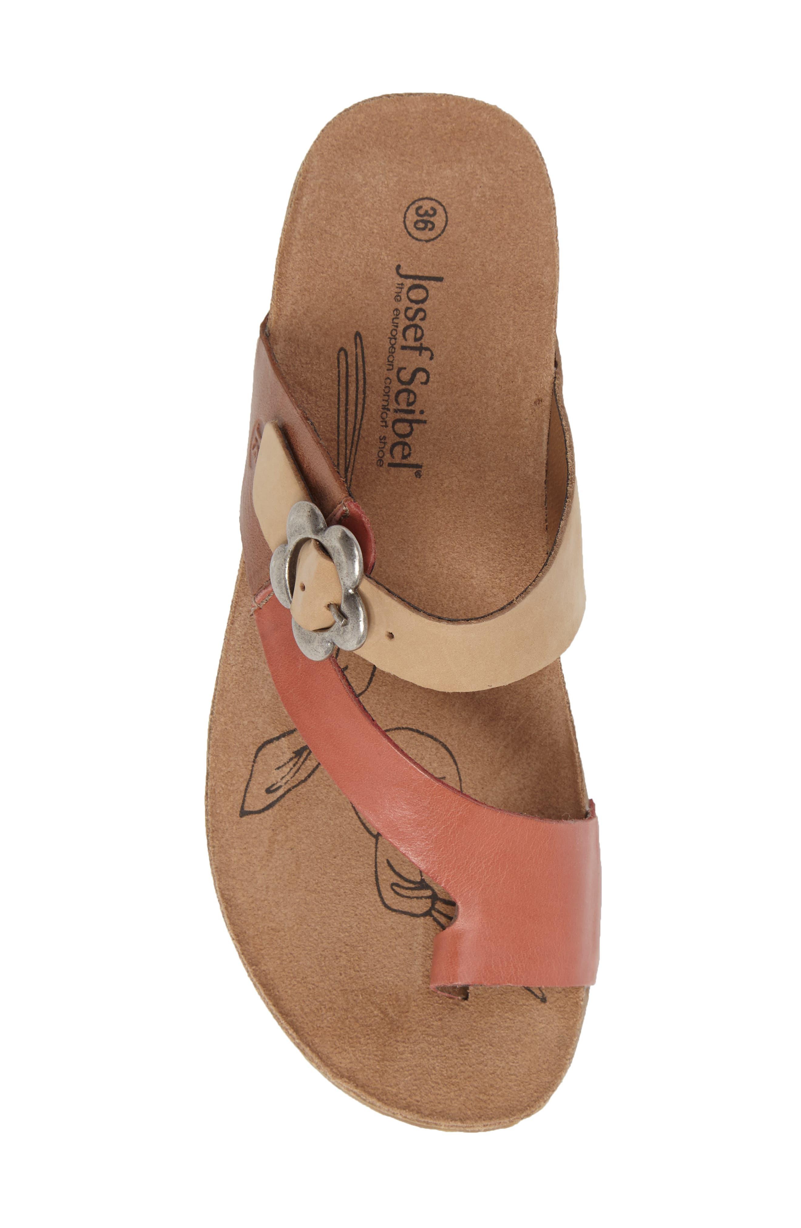 Alternate Image 5  - Josef Seibel Tonga 23 Sandal (Women)