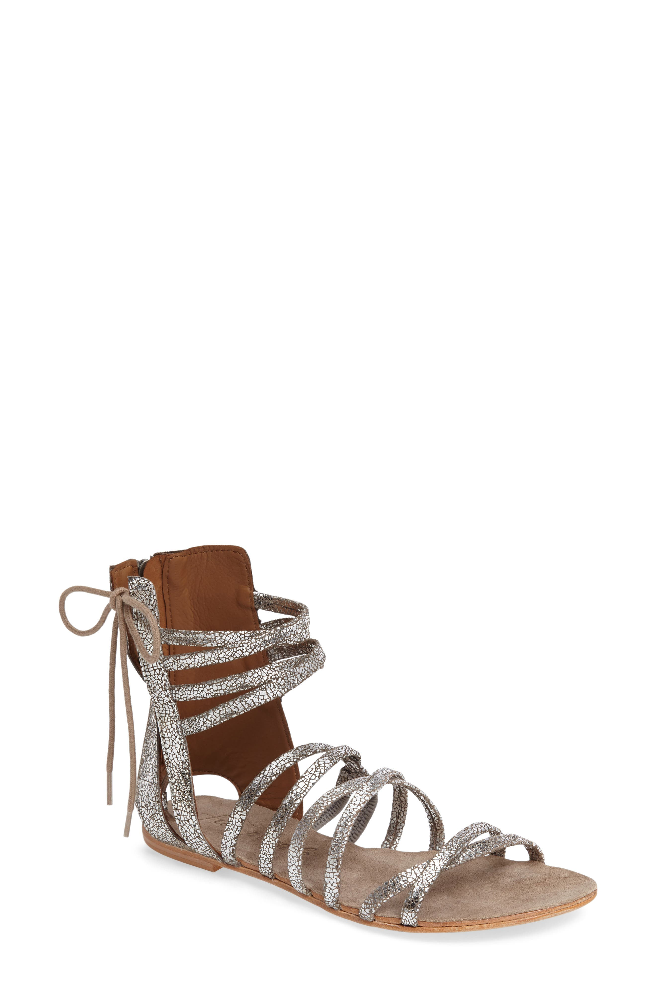 Alternate Image 1 Selected - Free People Juliette Gladiator Sandal (Women)