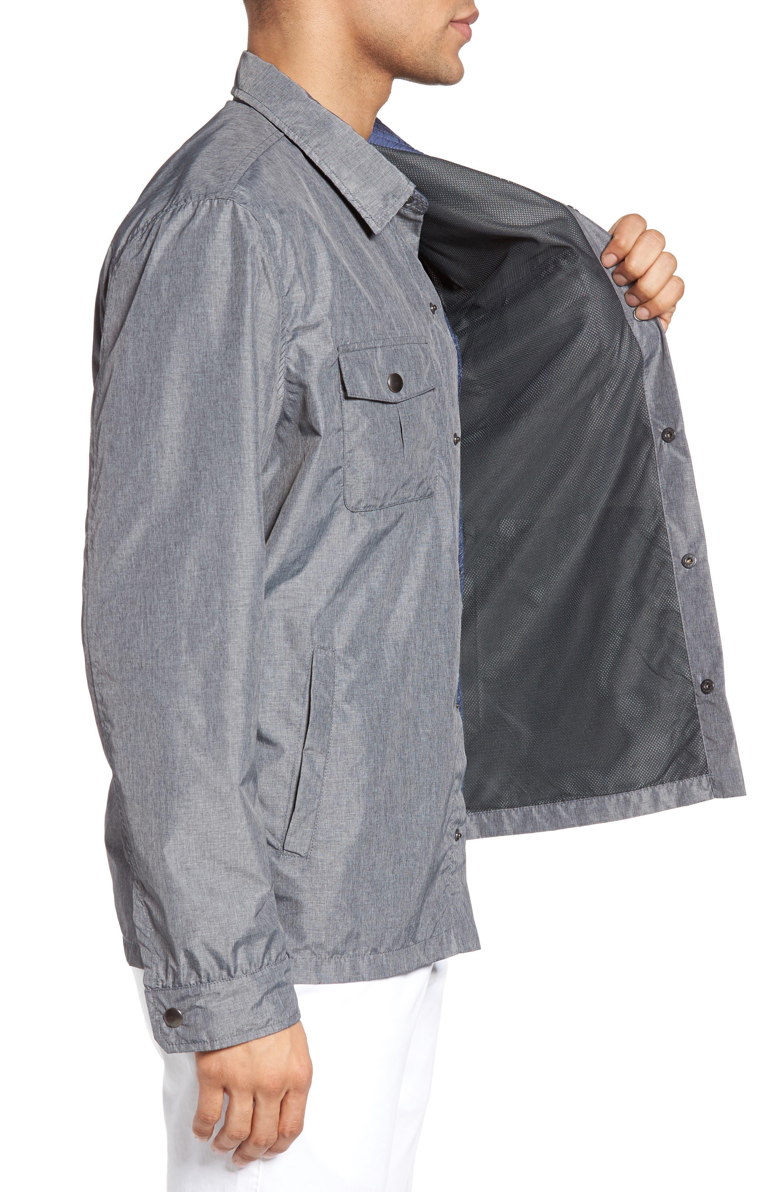 Alternate Image 3  - Zachary Prell Aronia Snap Front Jacket