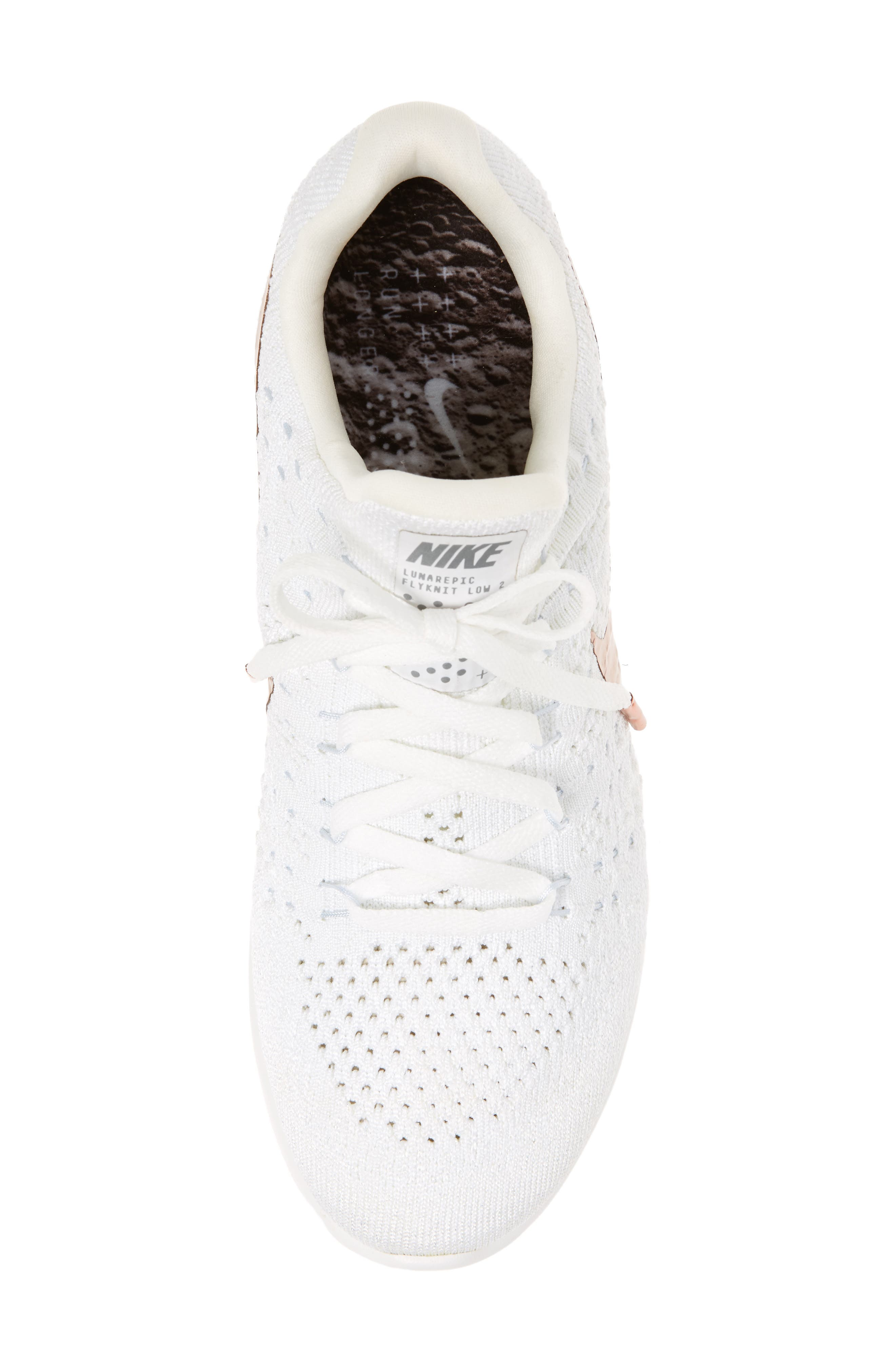 Alternate Image 5  - Nike LunarEpic Low Flyknit 2 X-Plore Running Shoe (Women)