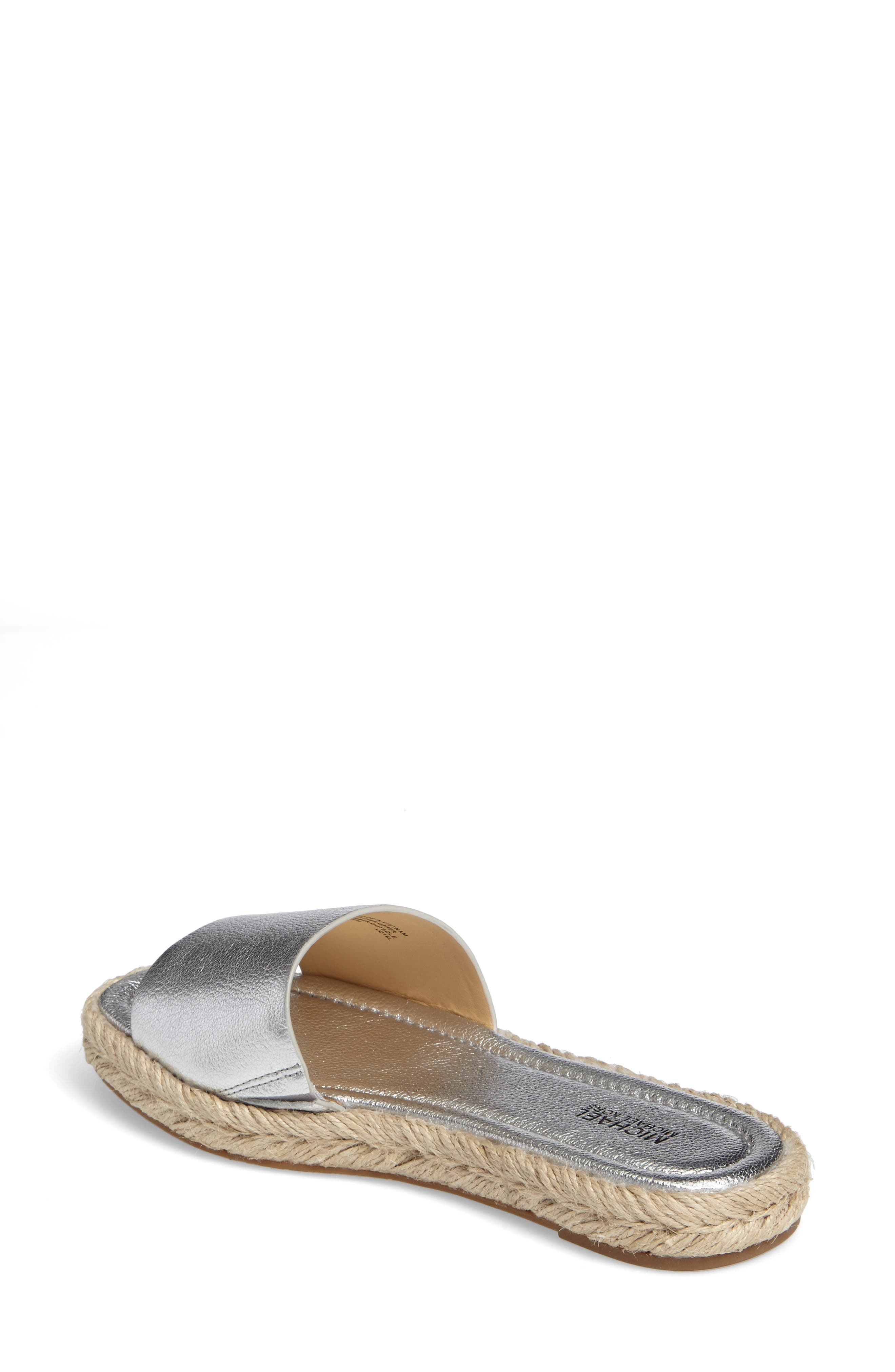 Alternate Image 2  - MICHAEL Michael Kors Dempsey Slide Sandal (Women)
