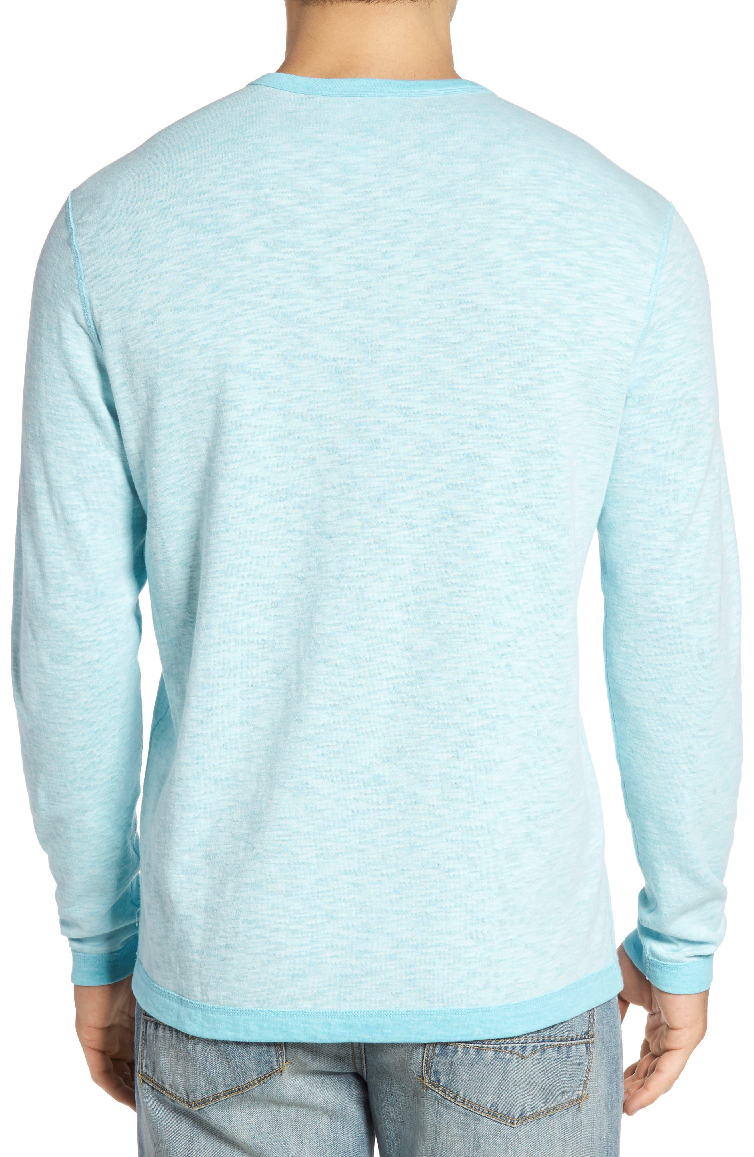 Alternate Image 2  - Tommy Bahama Seaglass Reversible T-Shirt