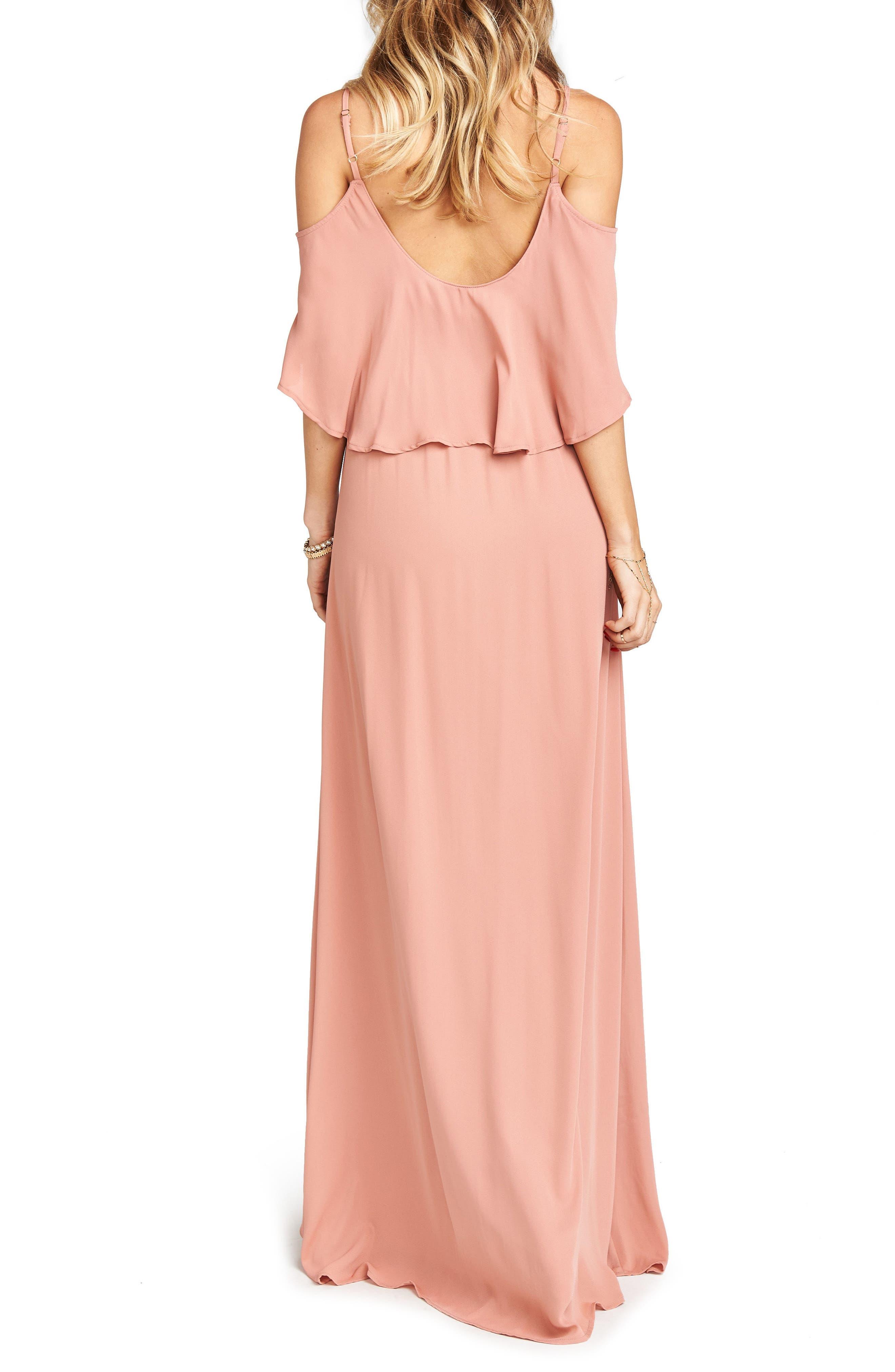 4 Short Dress Boo, Robe Femme, (Adobe), 40