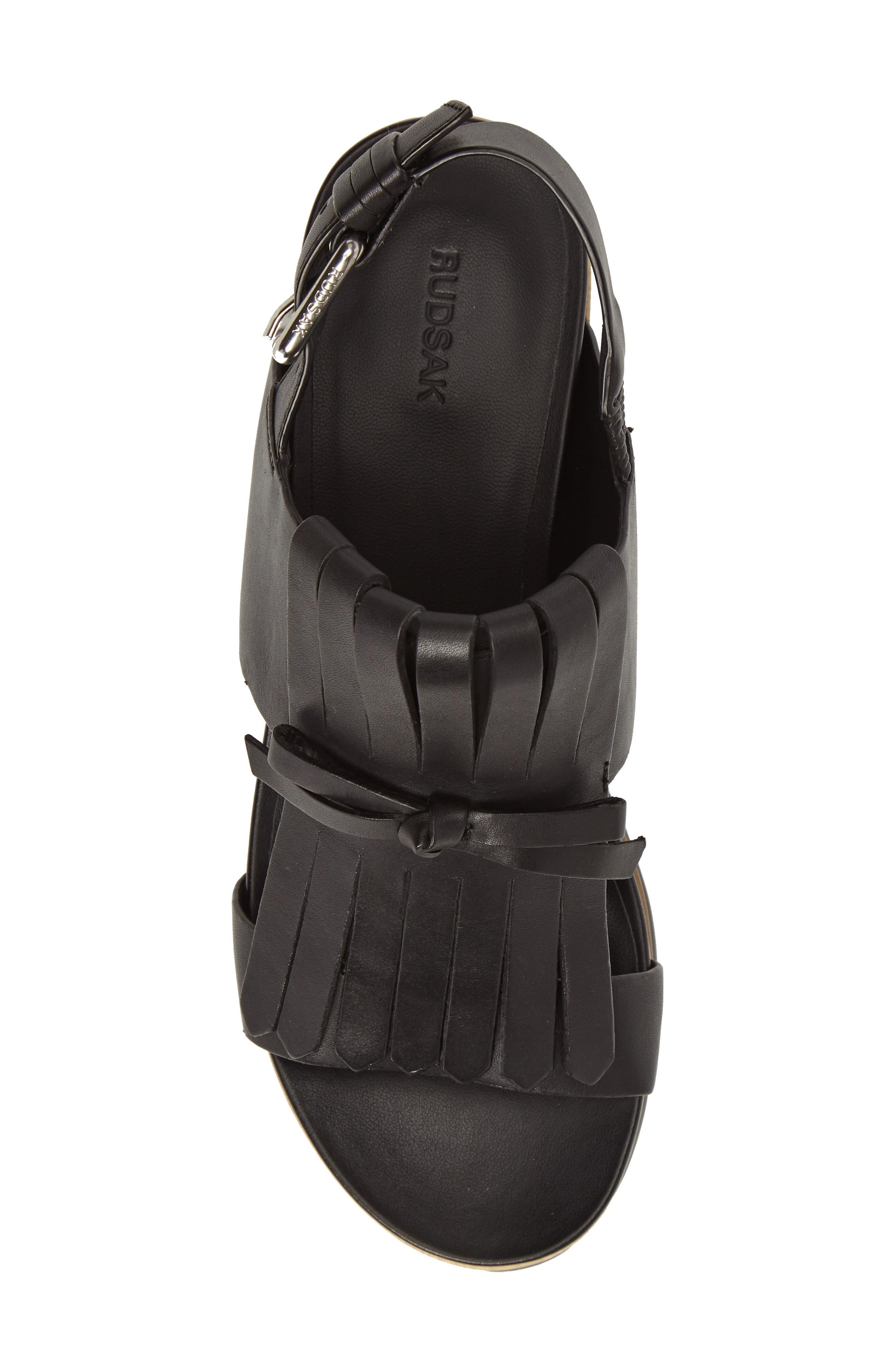 Alternate Image 5  - Rudsak Regina Platform Sandal (Women)