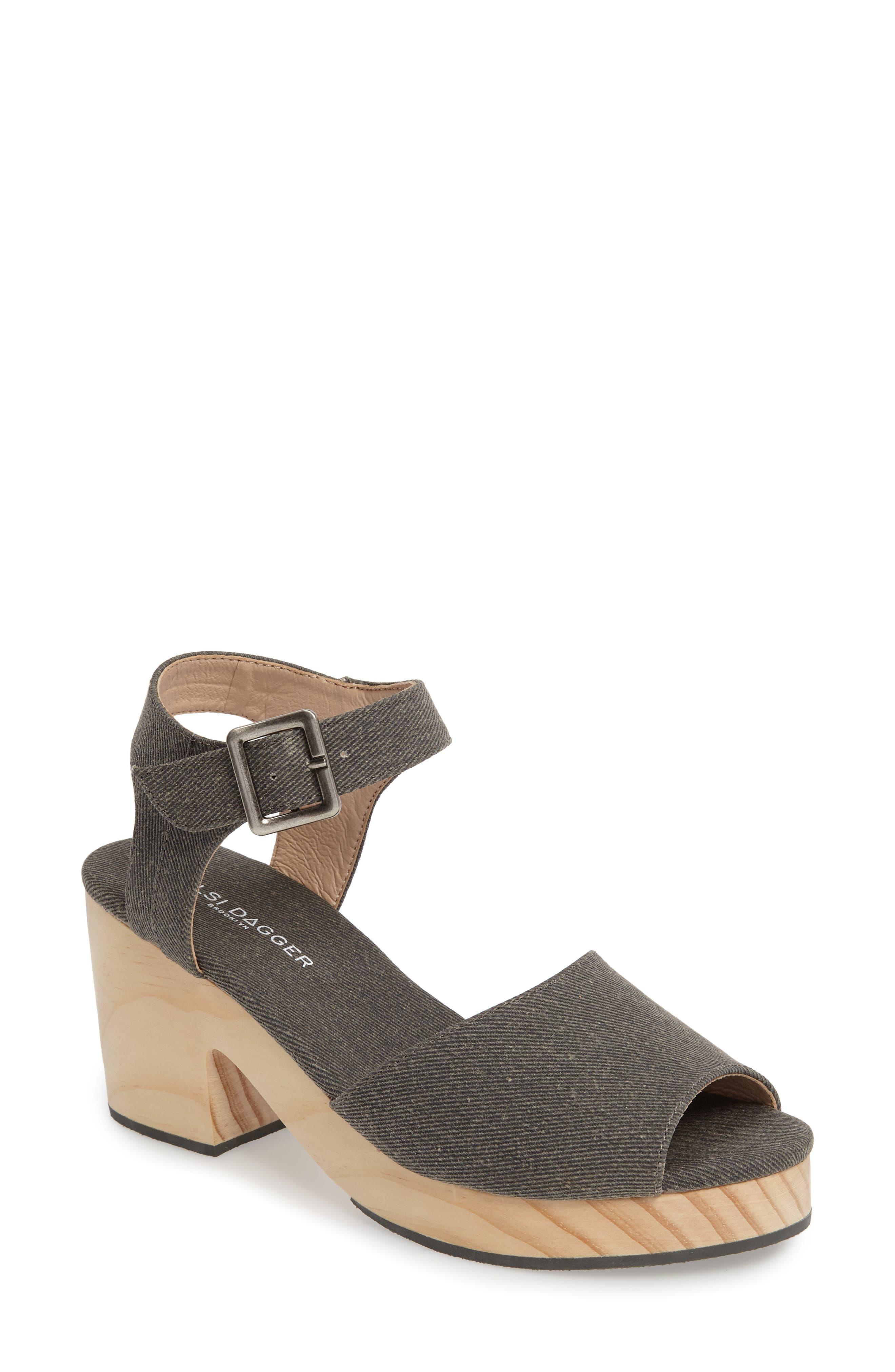 Kelsi Dagger Brooklyn Montgomery Platform Sandal (Women)