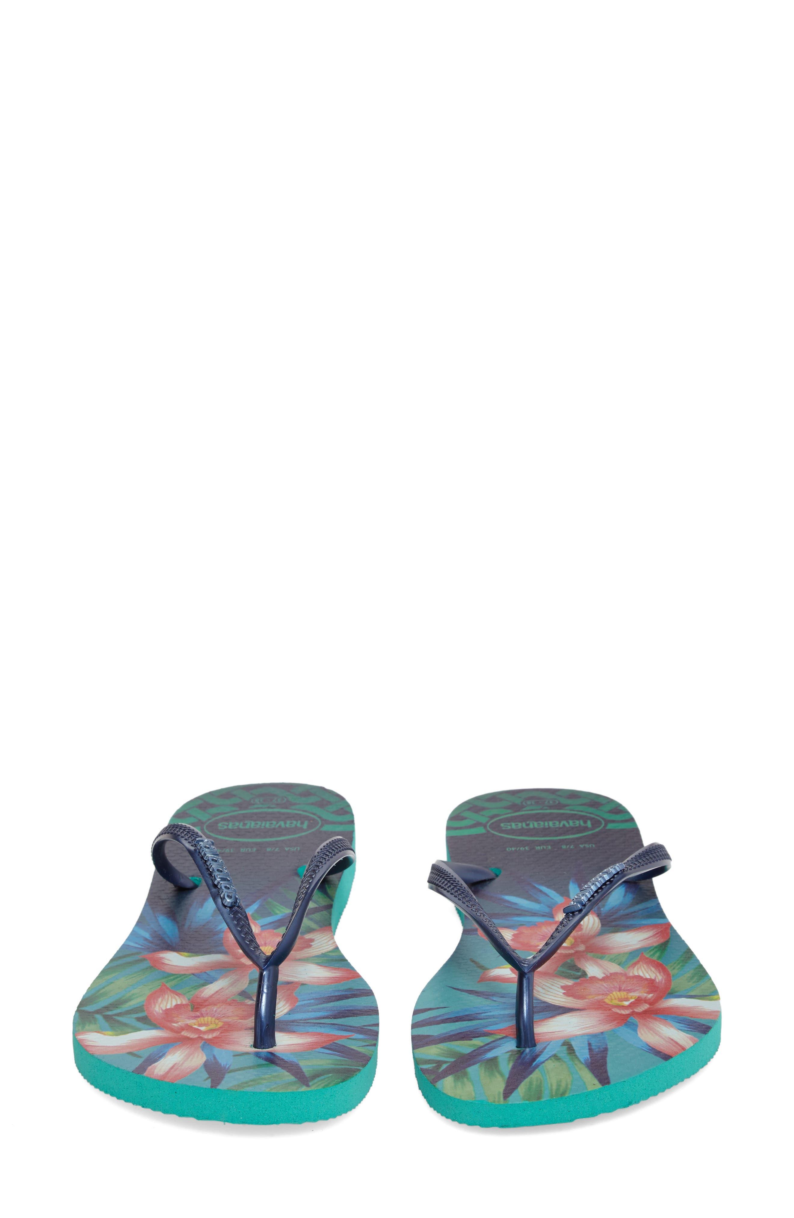 Alternate Image 4  - Havaianas 'Slim Tropical' Flip Flop (Women)