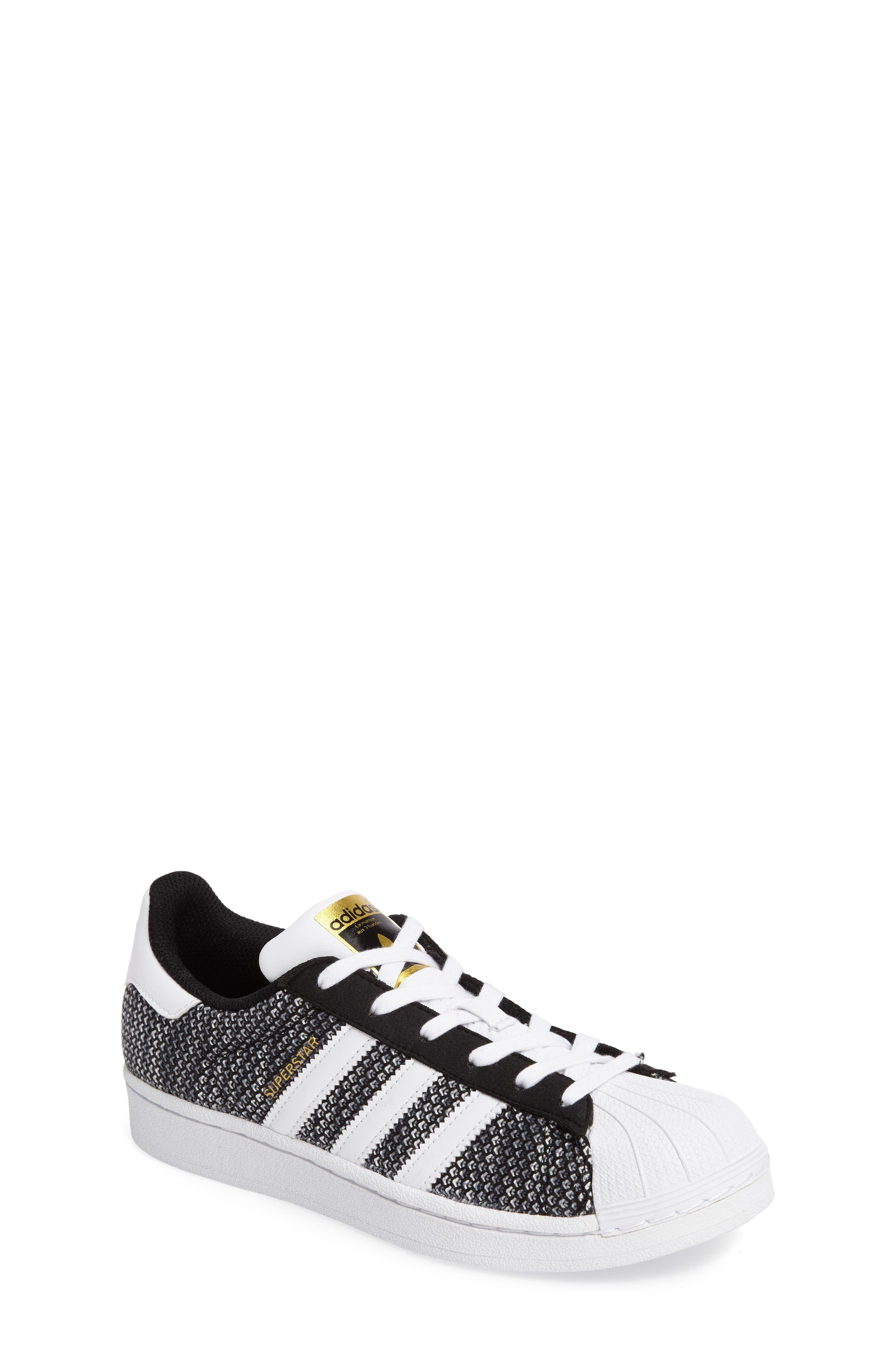 adidas Superstar Sneaker (Big Kid)