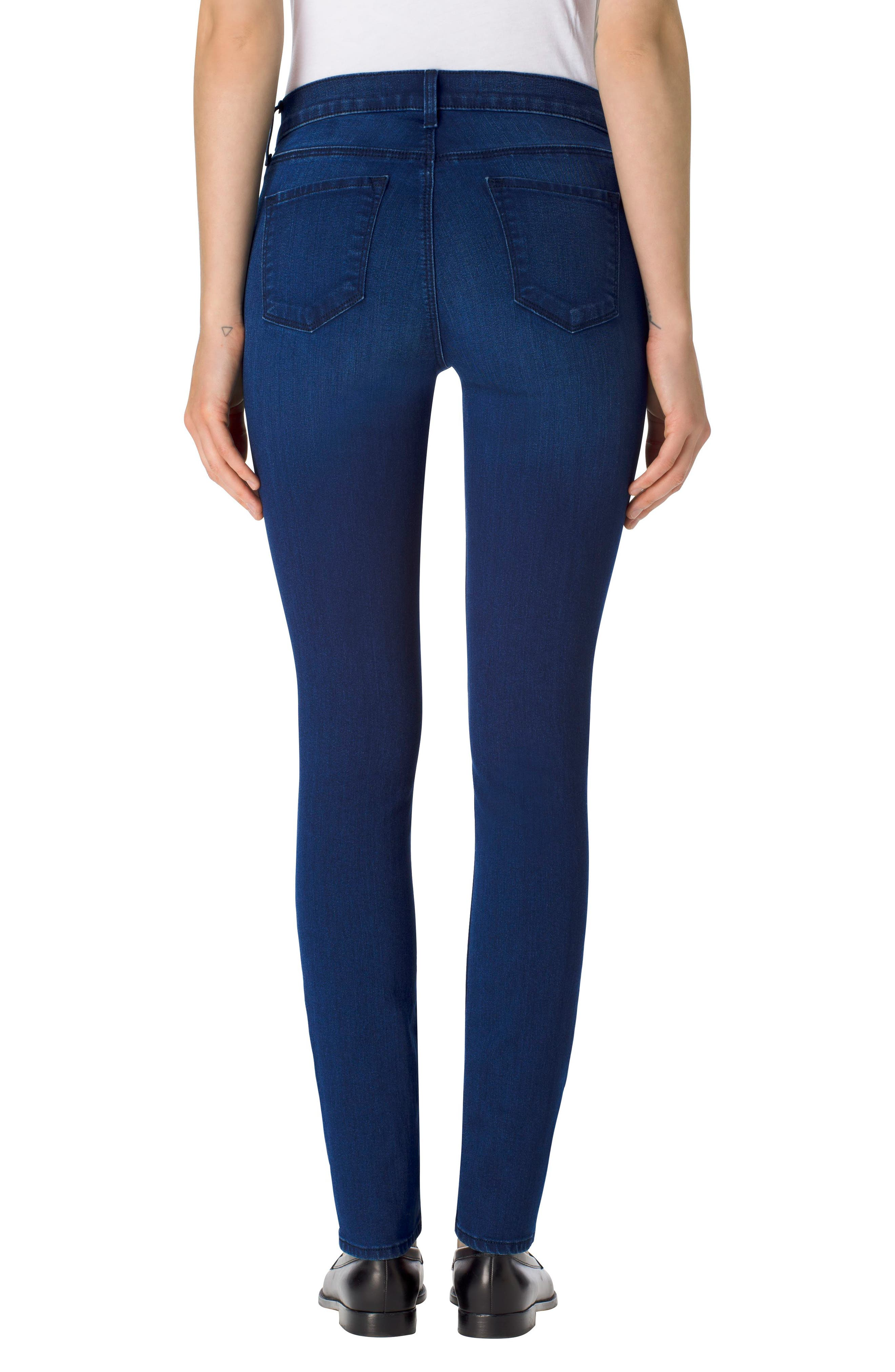 '811' Ankle Skinny Jeans,                             Alternate thumbnail 2, color,                             Sway