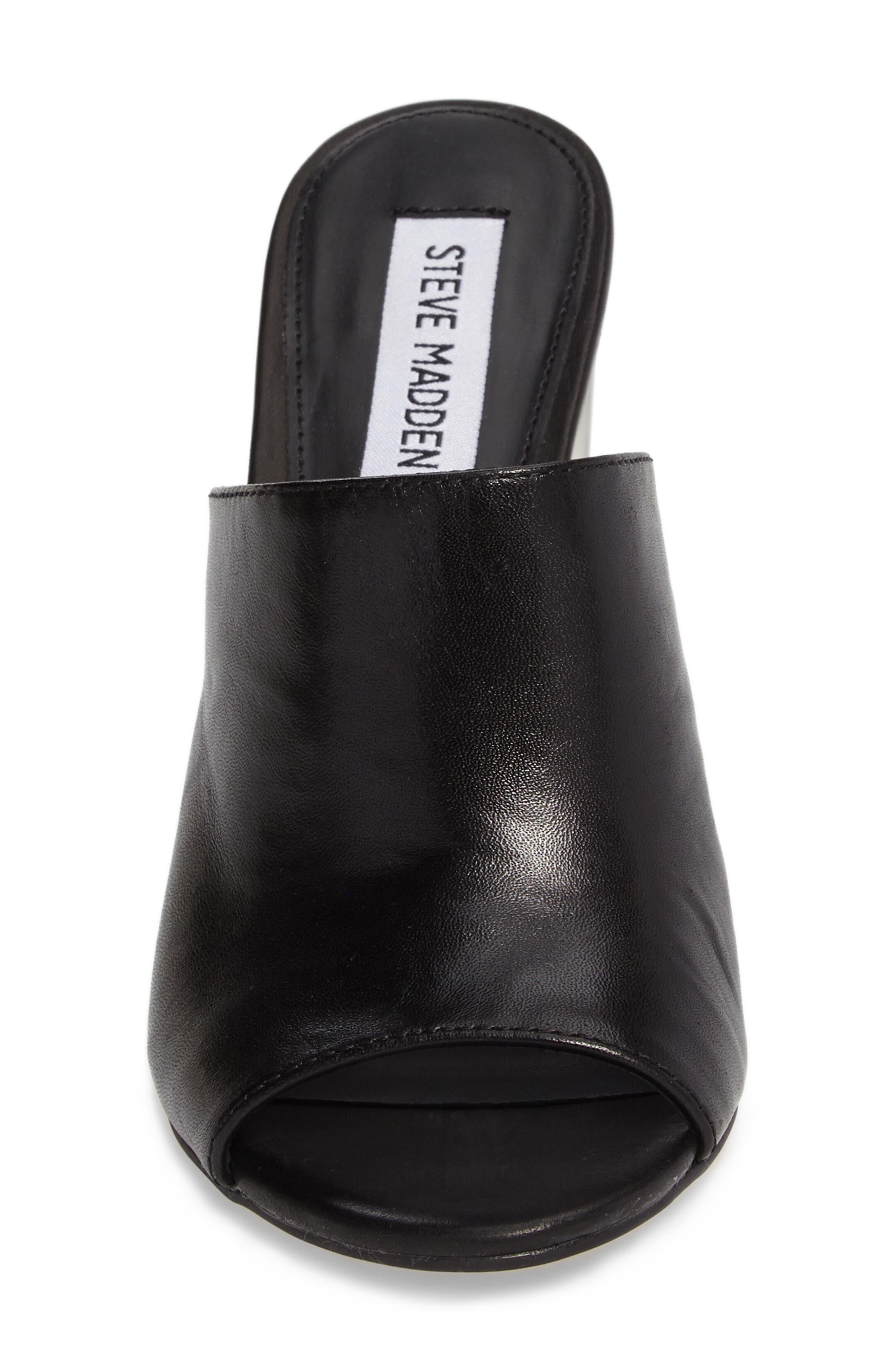 Alternate Image 4  - Steve Madden Classics Mule Sandal (Women)