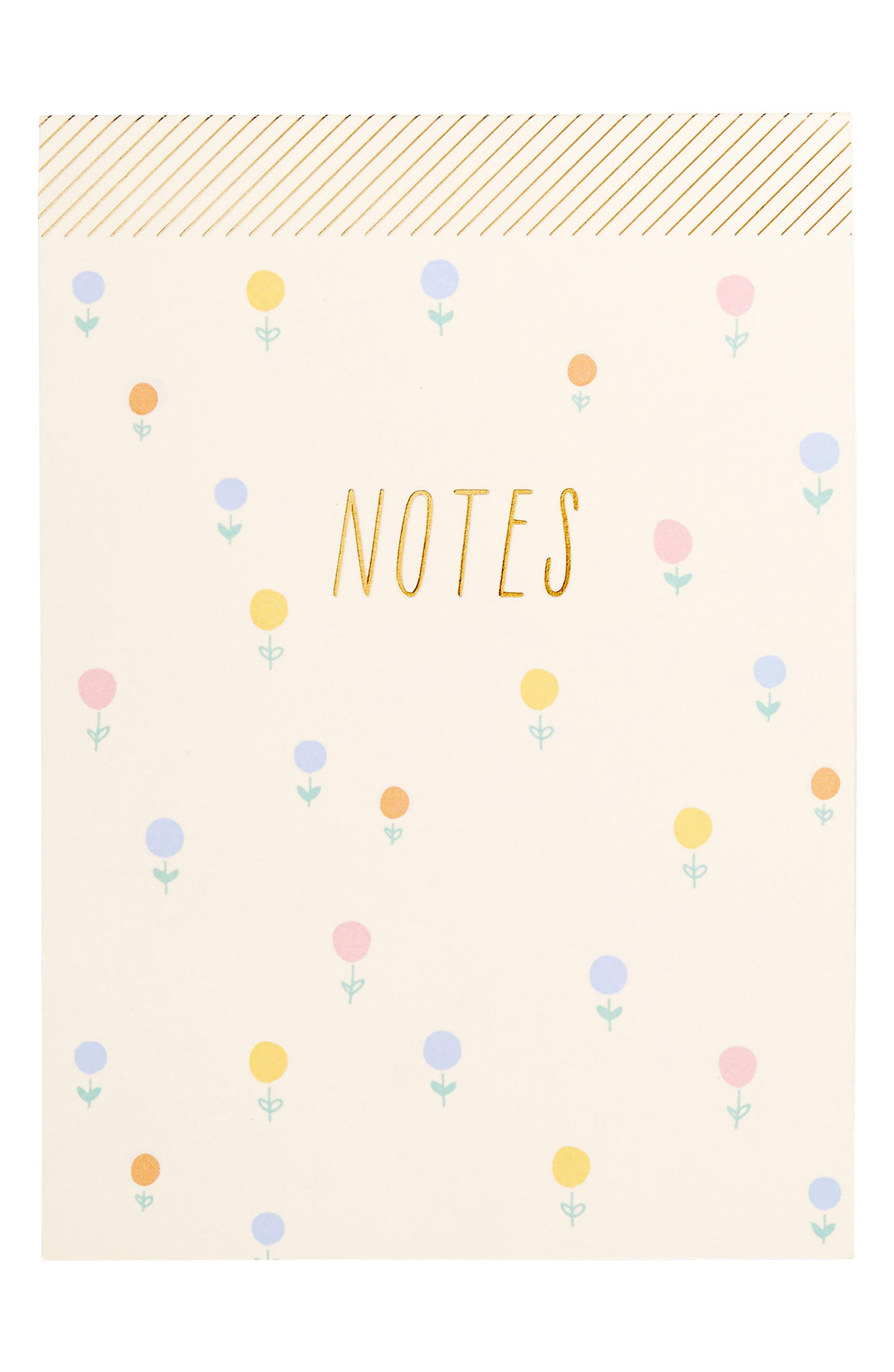 kikki.K Cute Printed Notepad