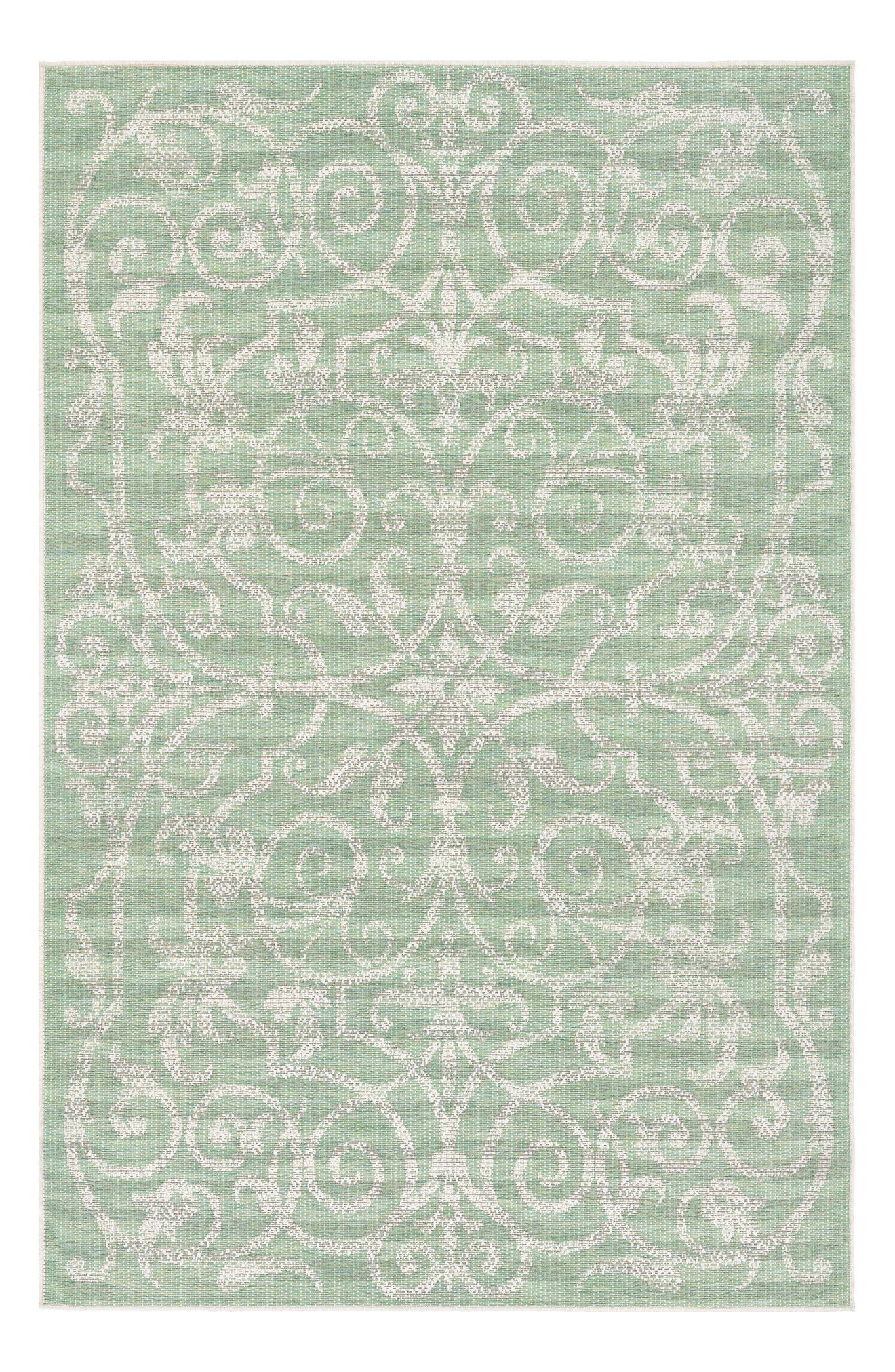 Alternate Image 1 Selected - Couristan Summer Quay Indoor/Outdoor Rug