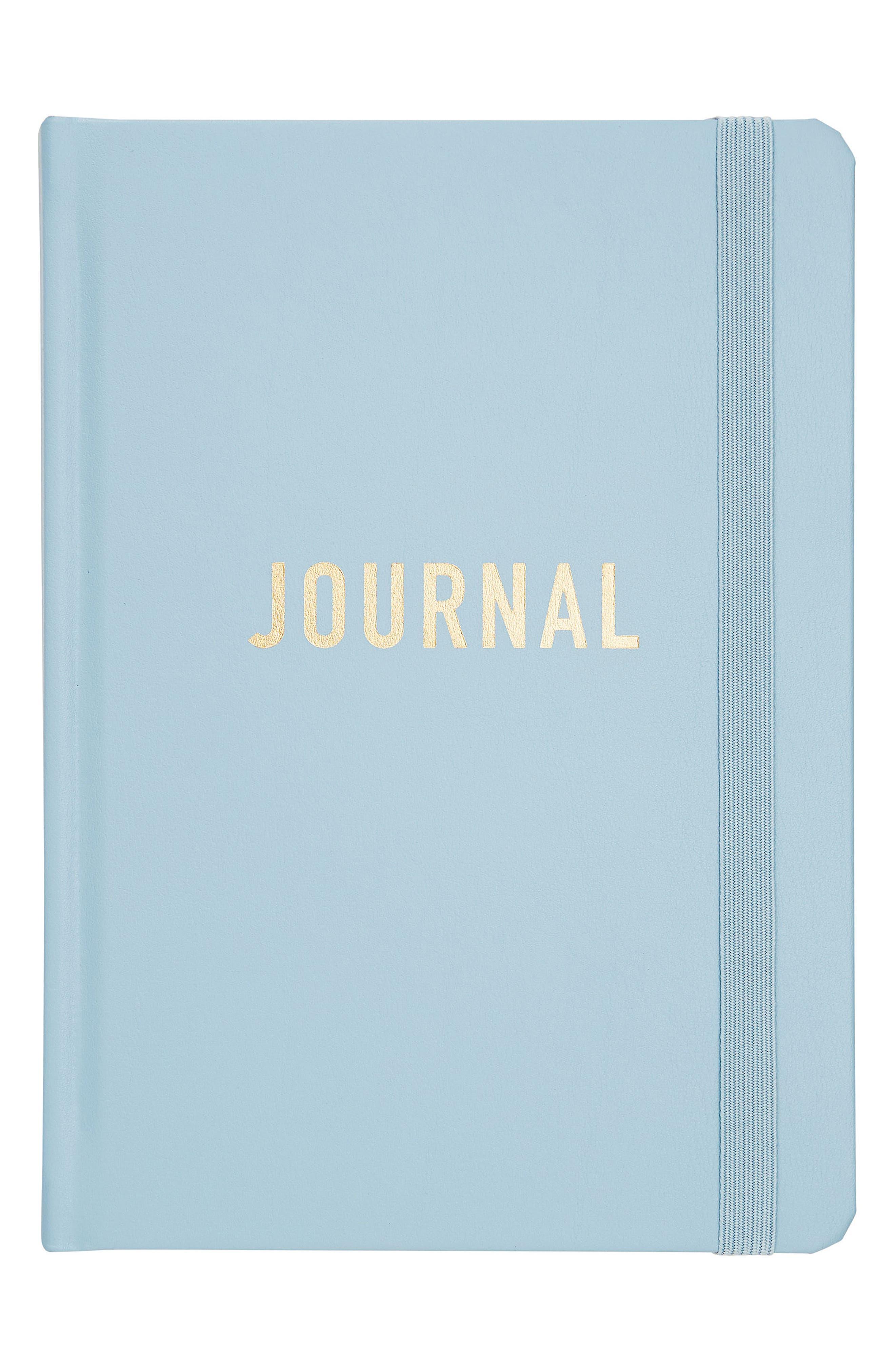 Life Journal,                         Main,                         color, Light Blue