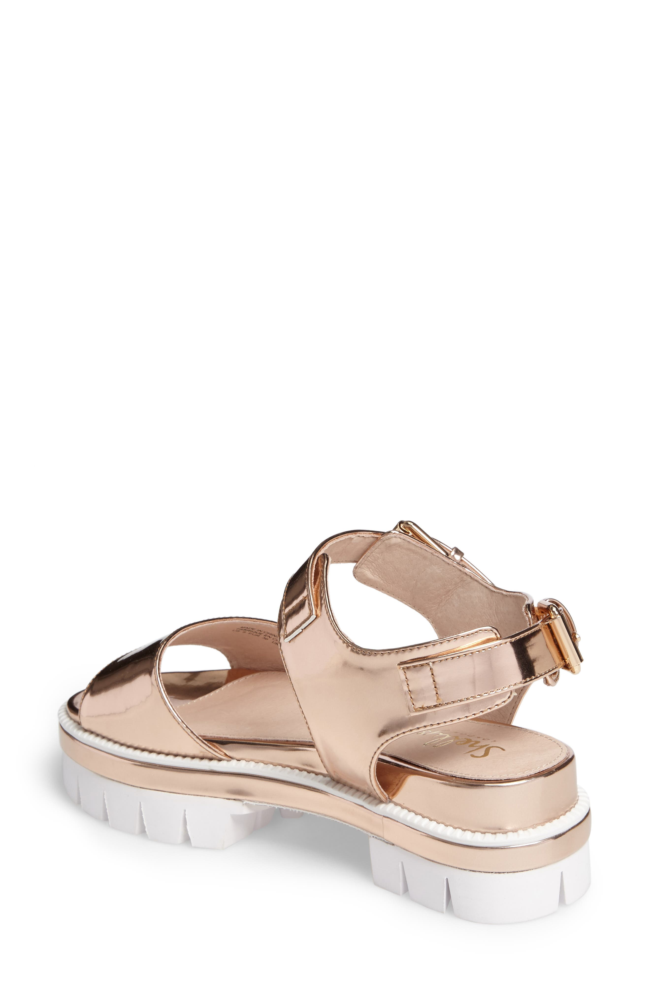 Alternate Image 2  - Shellys London Dita Platform Sandal (Women)