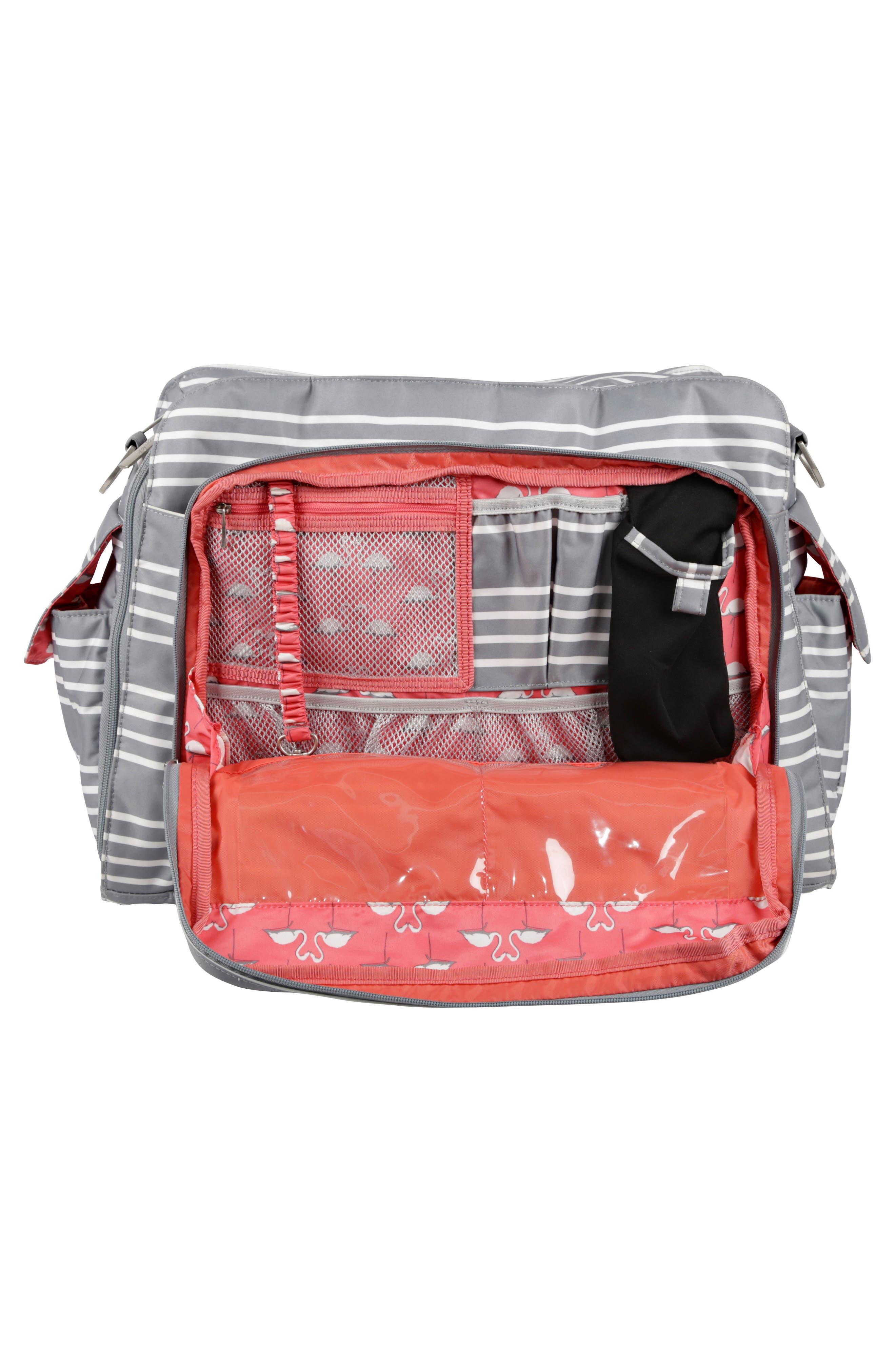 Be Prepared - Coastal Collection Diaper Tote,                             Alternate thumbnail 2, color,                             East Hampton