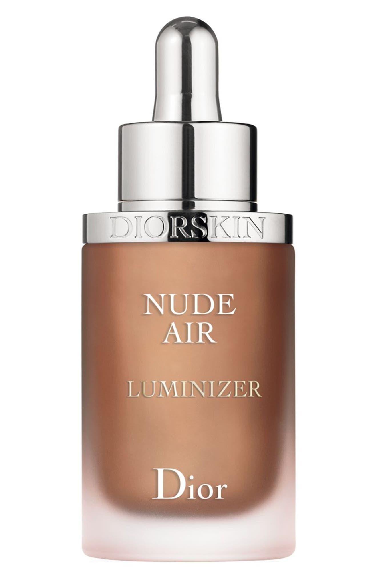 Diorskin Nude Air Luminizer Serum,                             Main thumbnail 1, color,                             004