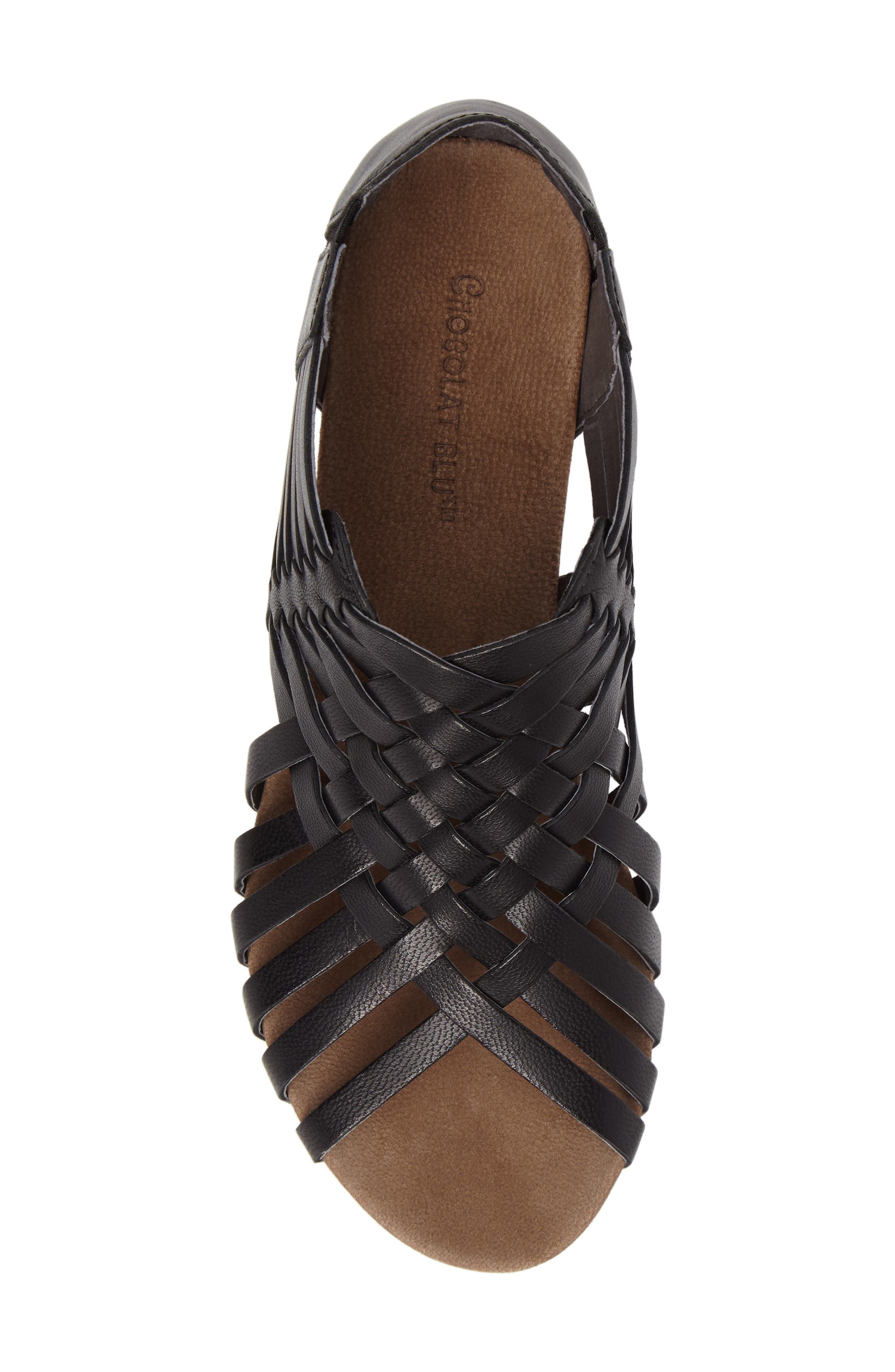 Alternate Image 5  - Chocolat Blu Viva Sandal (Women)