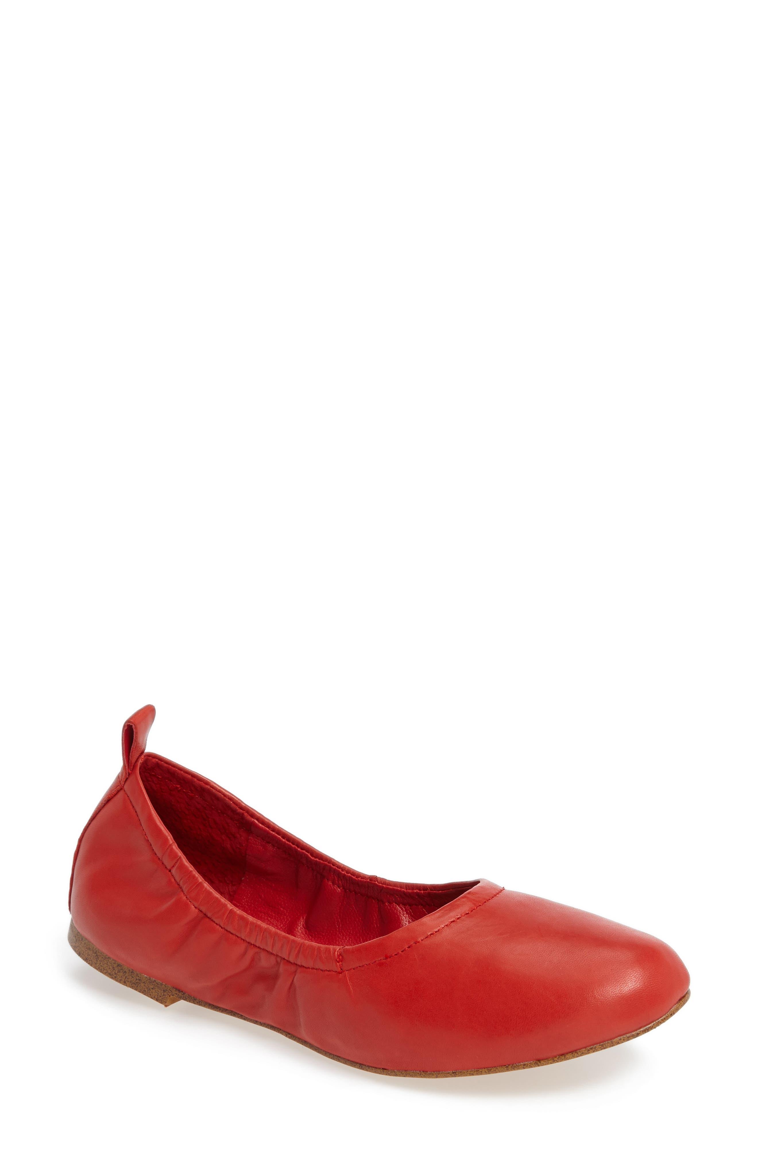 Alternate Image 1 Selected - 1.STATE Salen Ballet Flat (Women)