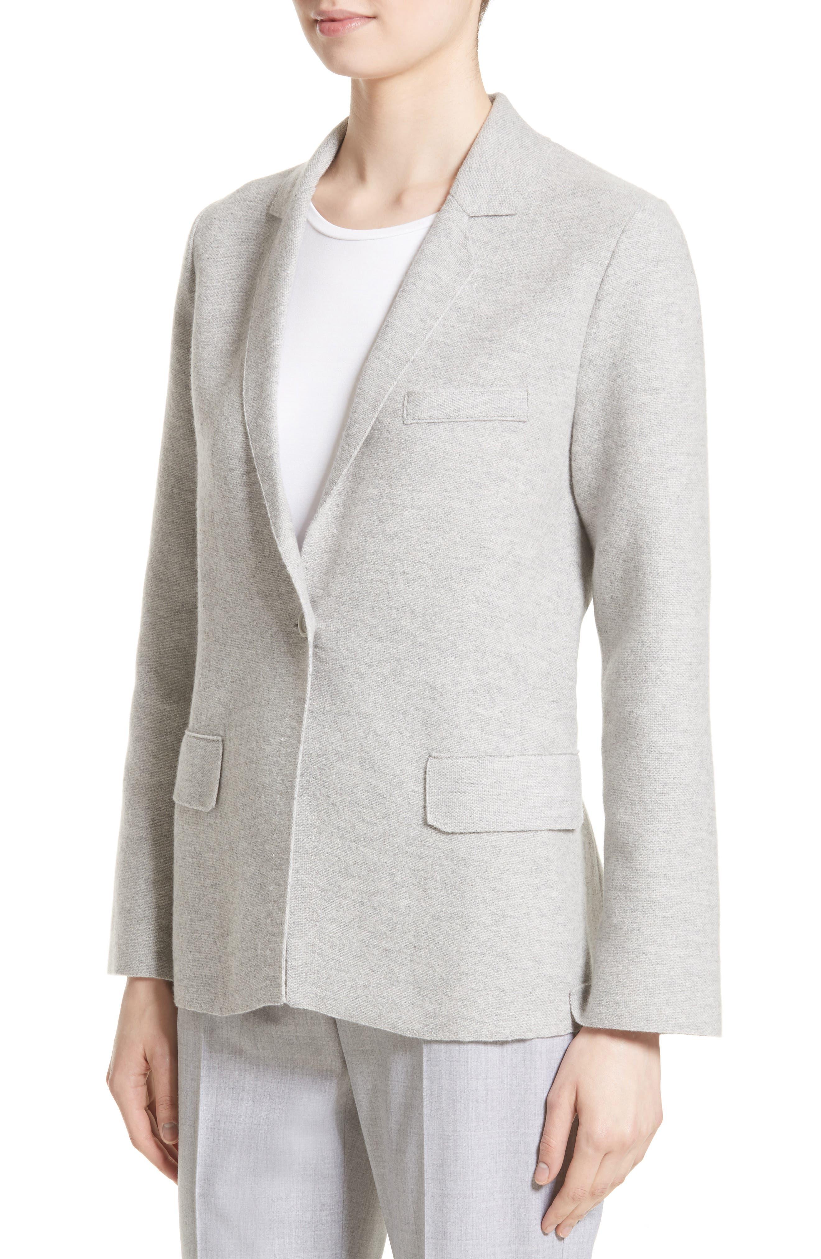 Alternate Image 6  - Max Mara Segnale Cashmere Jacket