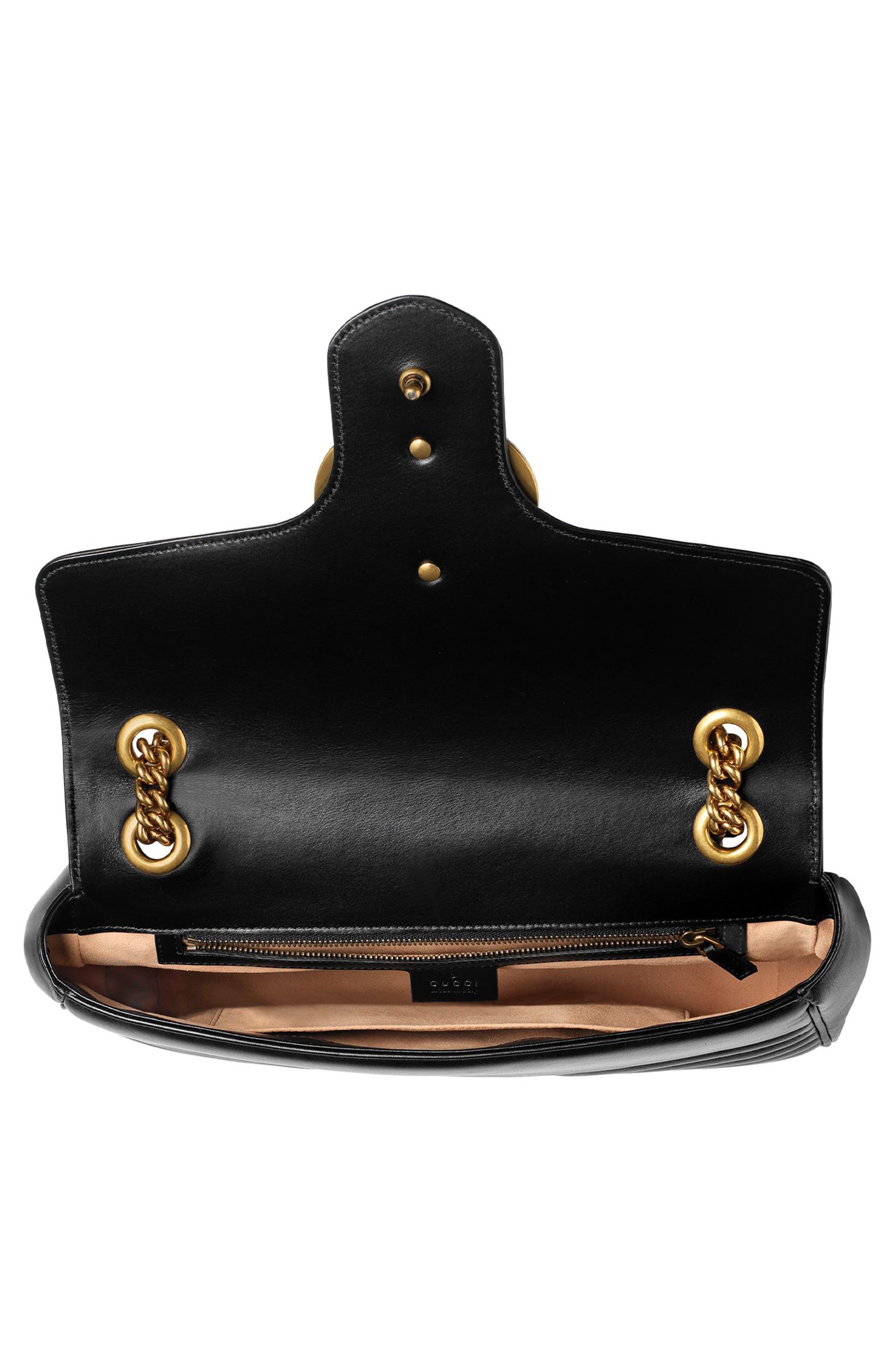 Alternate Image 3  - Gucci Medium GG Marmont 2.0 Matelassé Leather Shoulder Bag