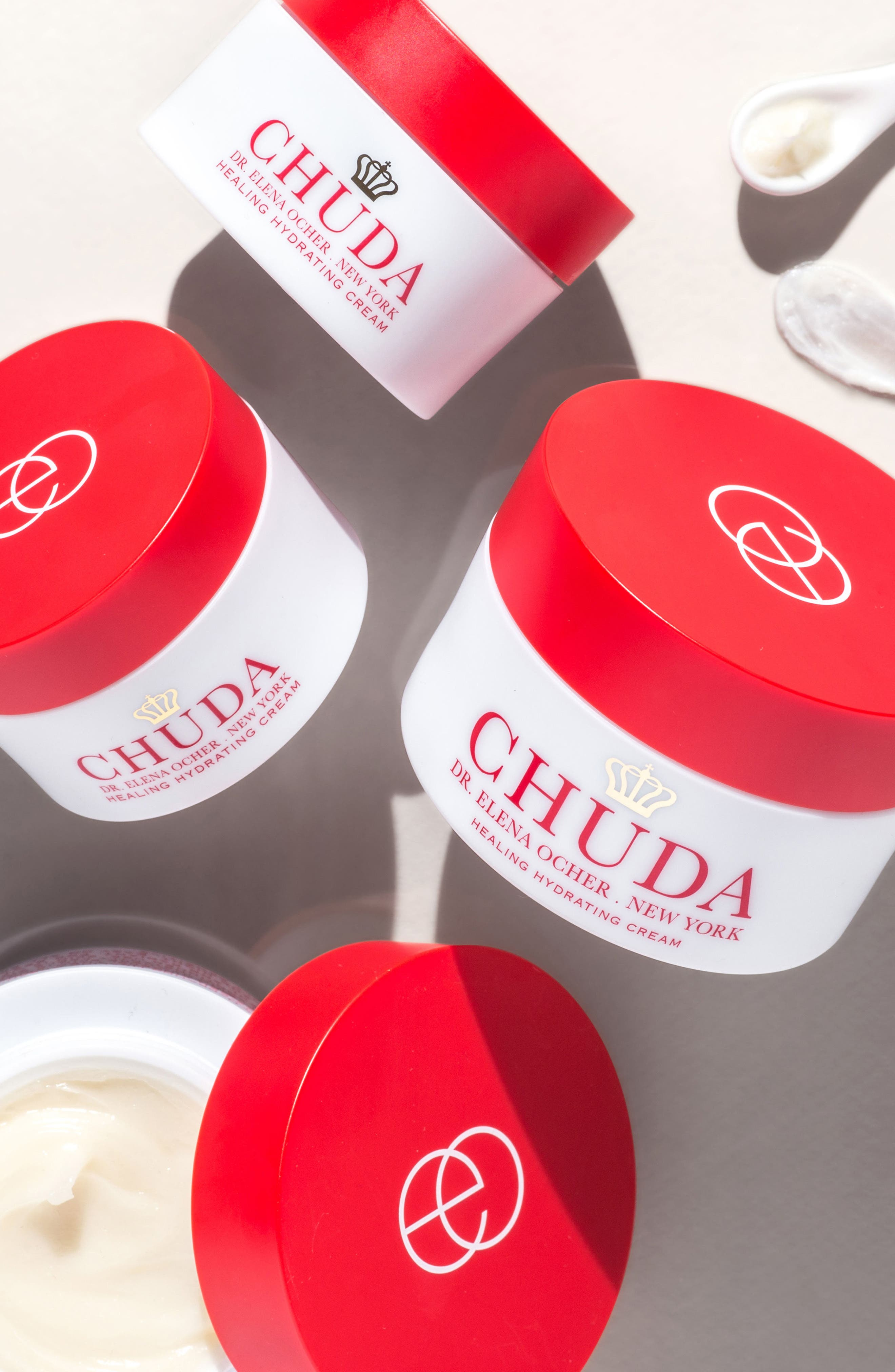 Alternate Image 4  - Chuda Healing Hydrating Cream