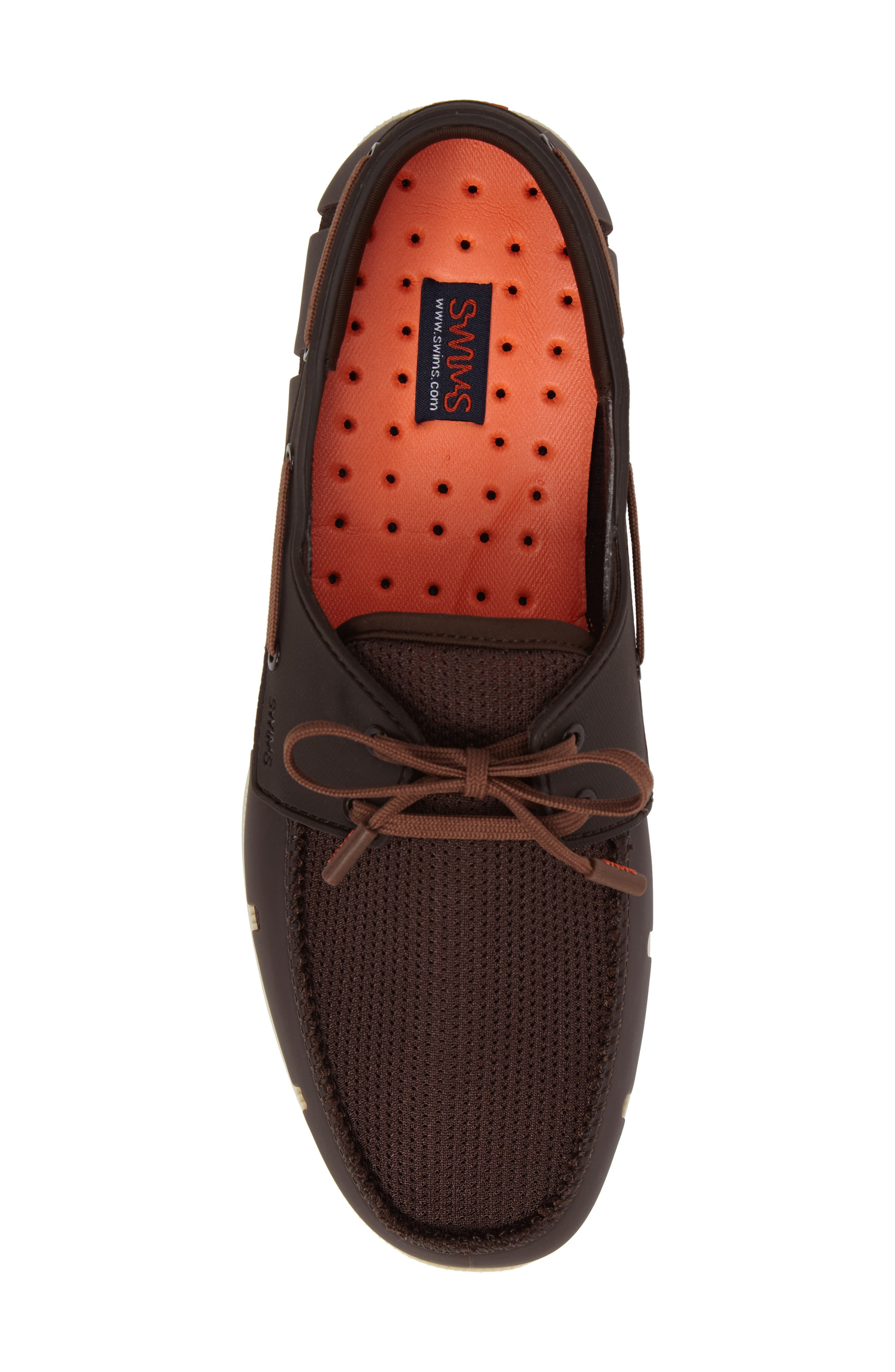 Alternate Image 5  - Swims 'Boat' Loafer (Men)