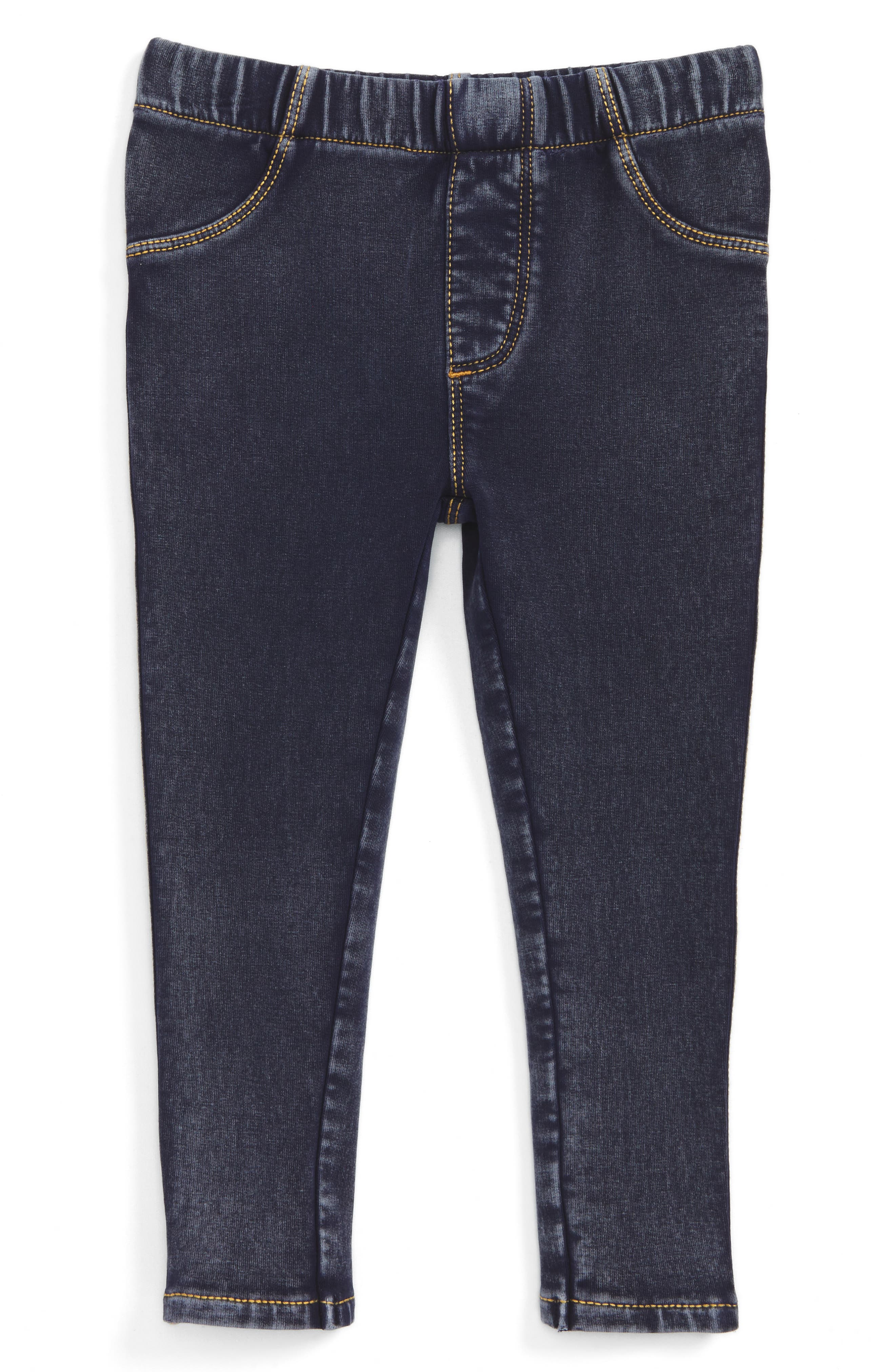Tucker + Tate Denim Jeggings (Baby Girls)