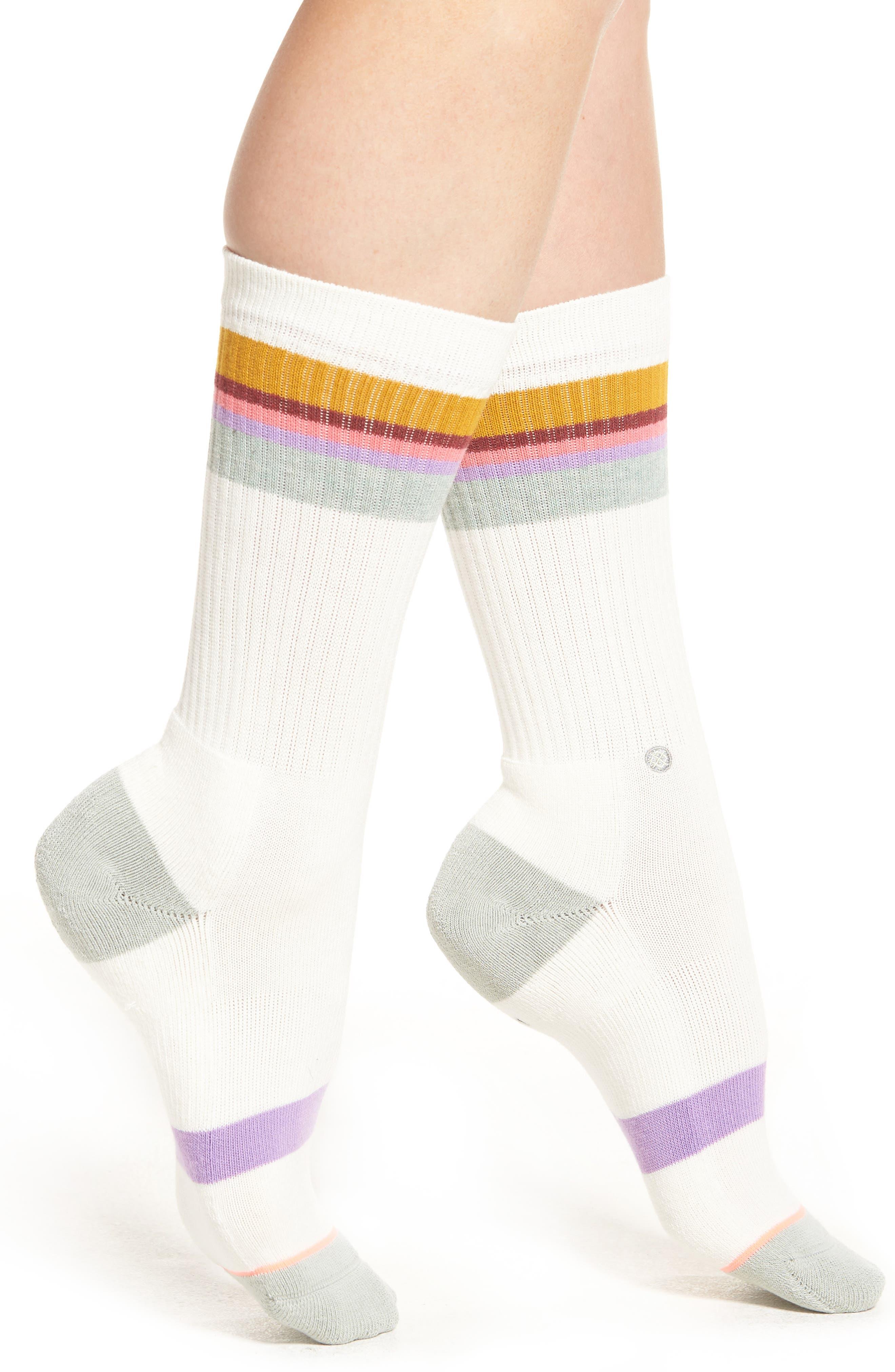 Main Image - Stance Jiggy Crew Socks