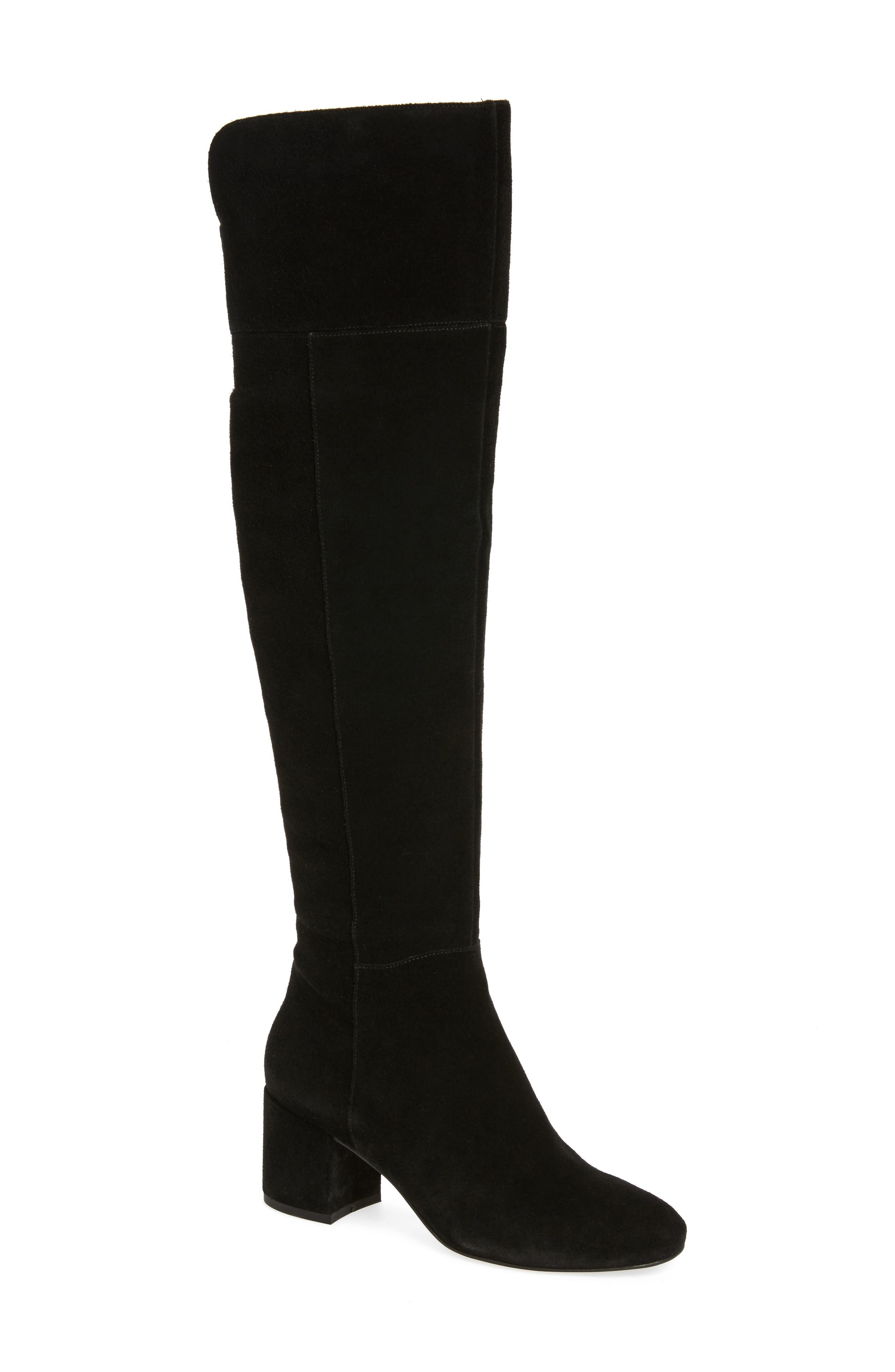 SARTO by Franco Sarto Korrine Over the Knee Boot (Women)