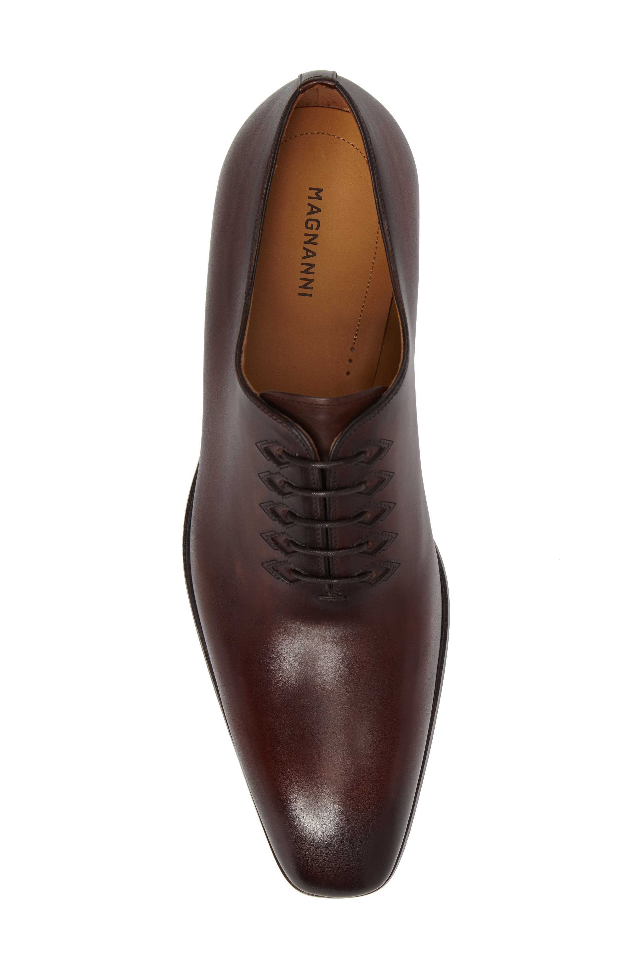 Alternate Image 4  - Magnanni Rioja Wholecut Oxford (Men)