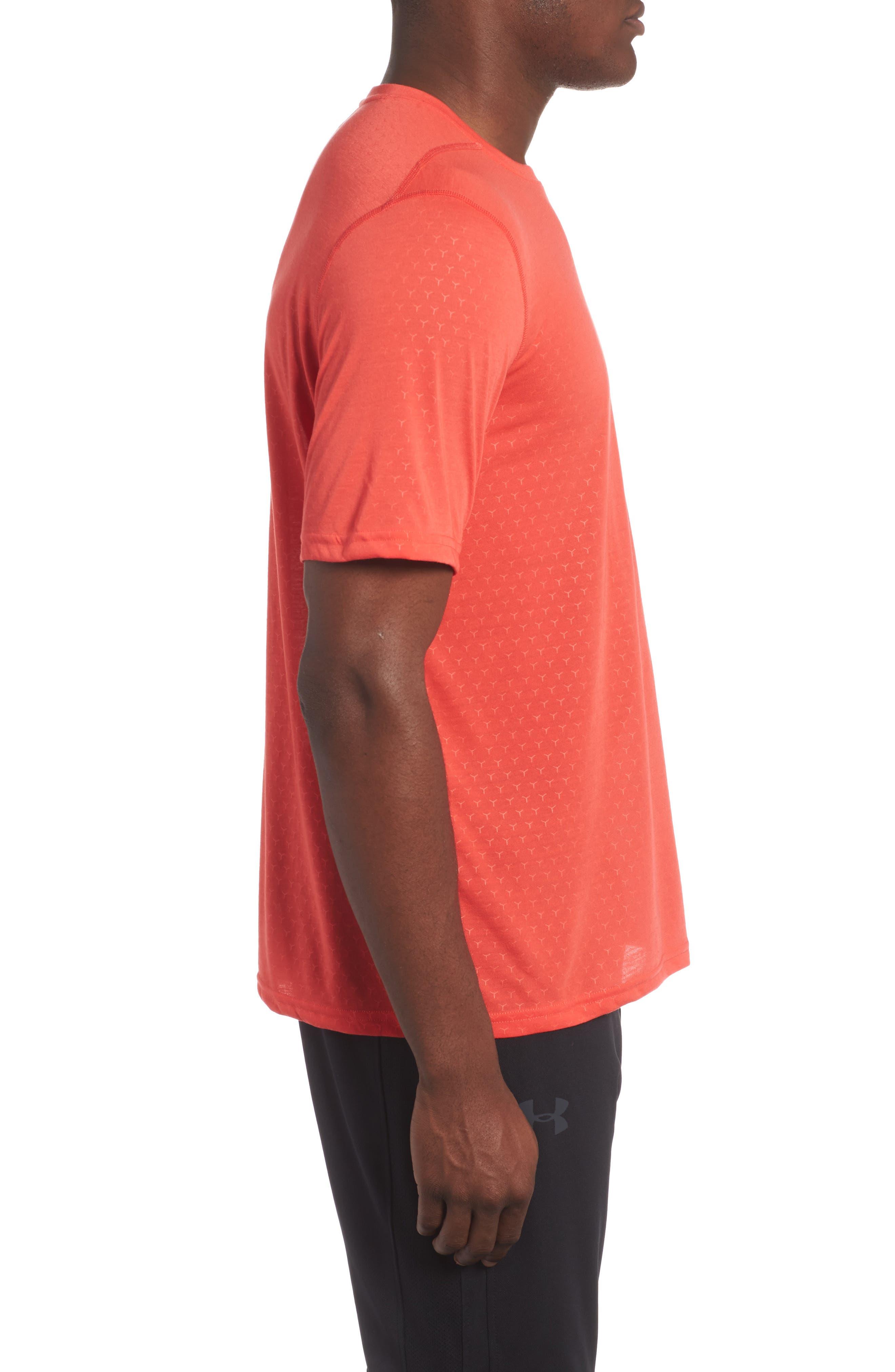Alternate Image 3  - Under Armour Threadborne Siro Regular Fit T-Shirt