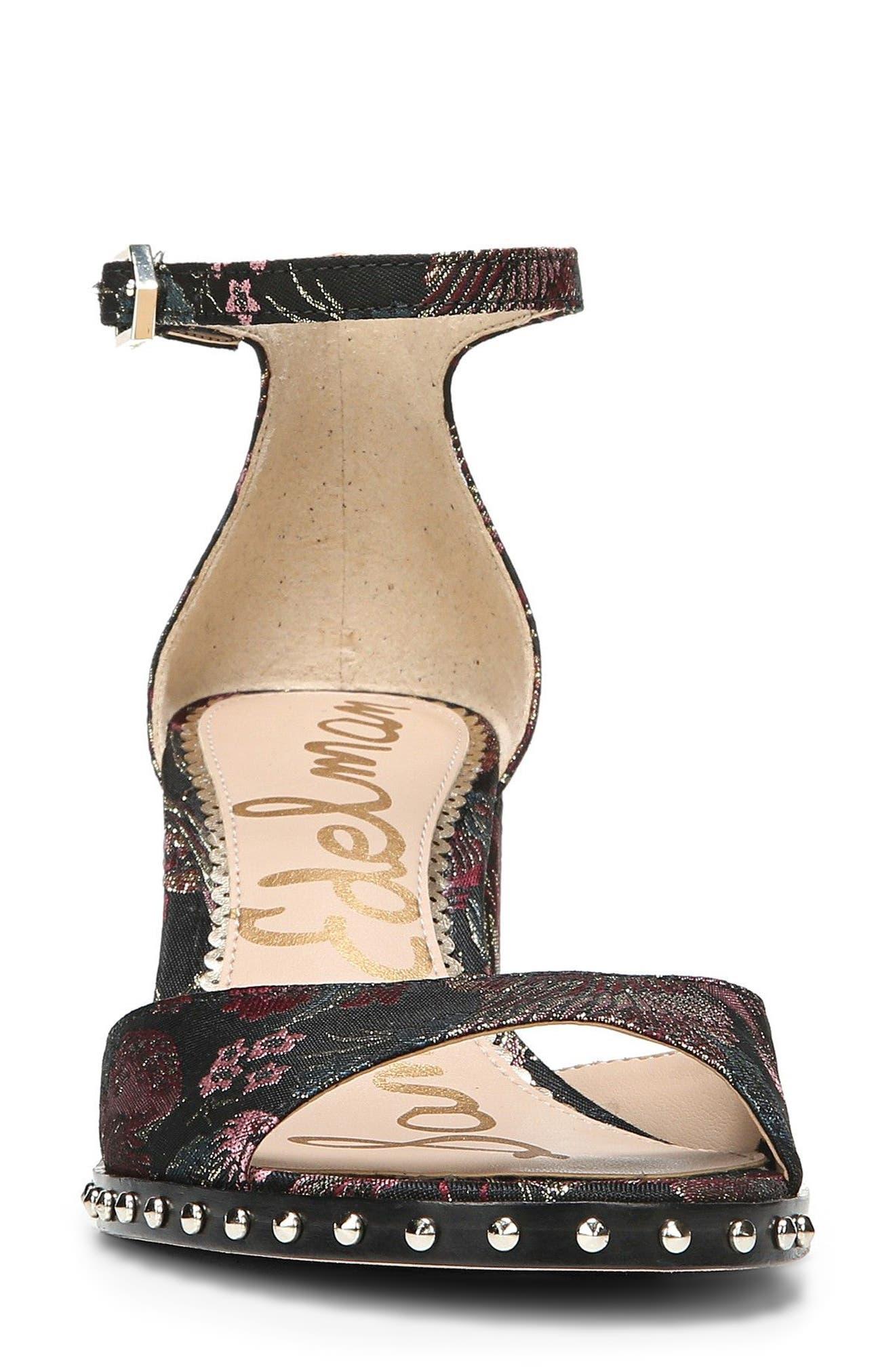 Alternate Image 4  - Sam Edelman Susie Ankle Strap Sandal (Women)