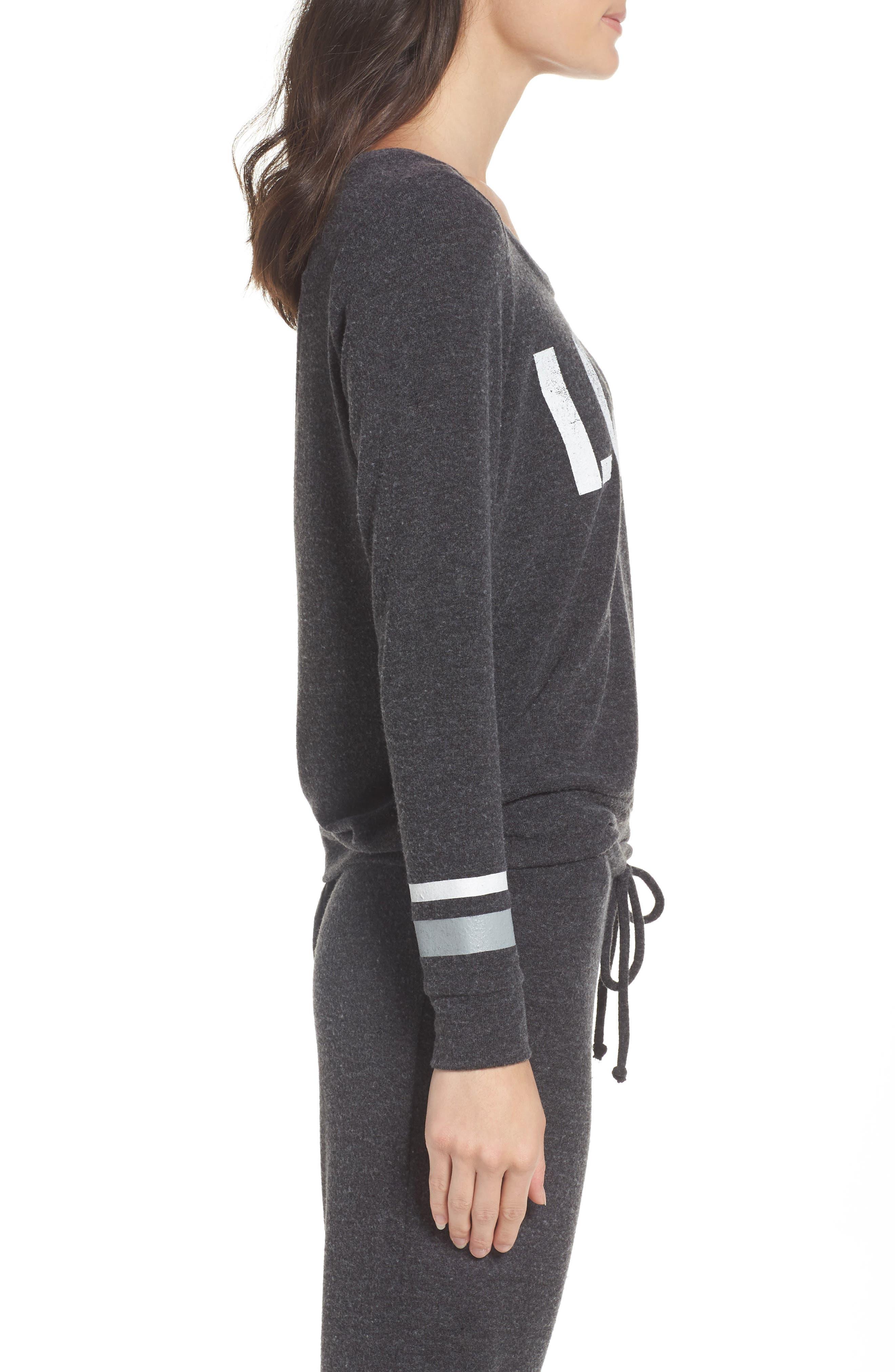 Alternate Image 3  - Chaser Love Recruit Sweatshirt