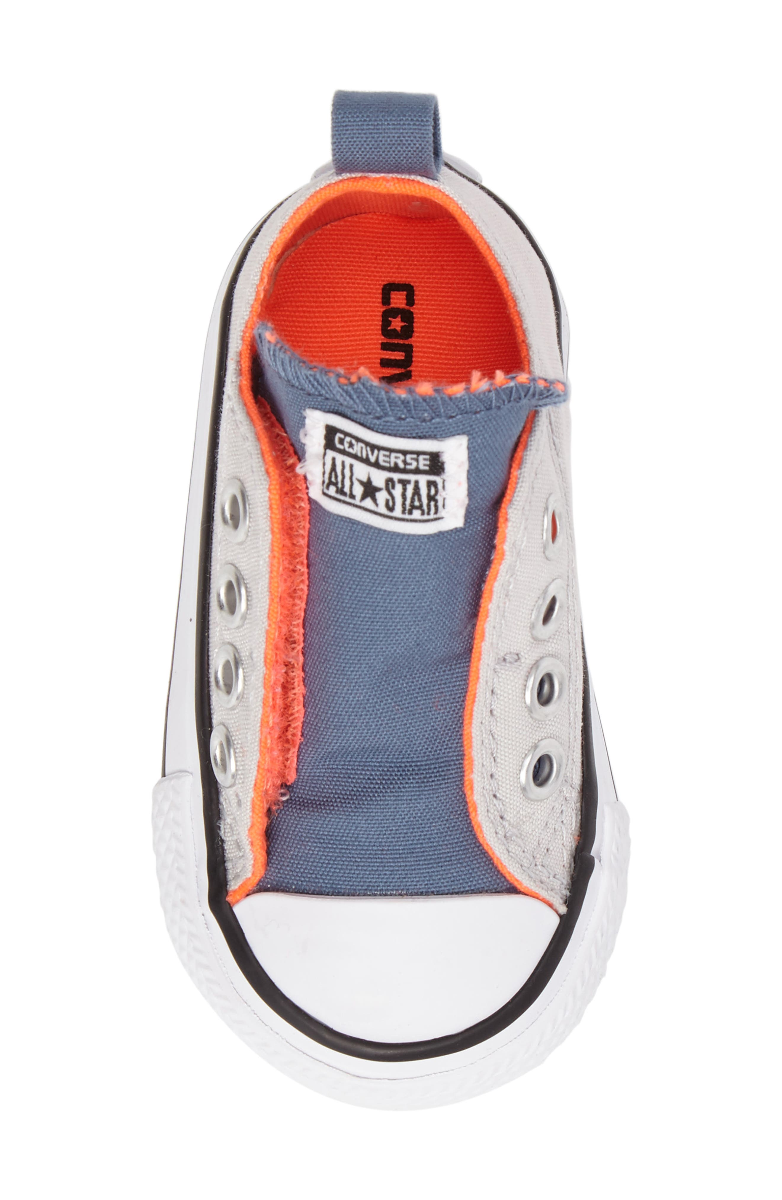 Alternate Image 5  - Converse Chuck Taylor® 'Simple Slip' Sneaker (Baby, Walker & Toddler)