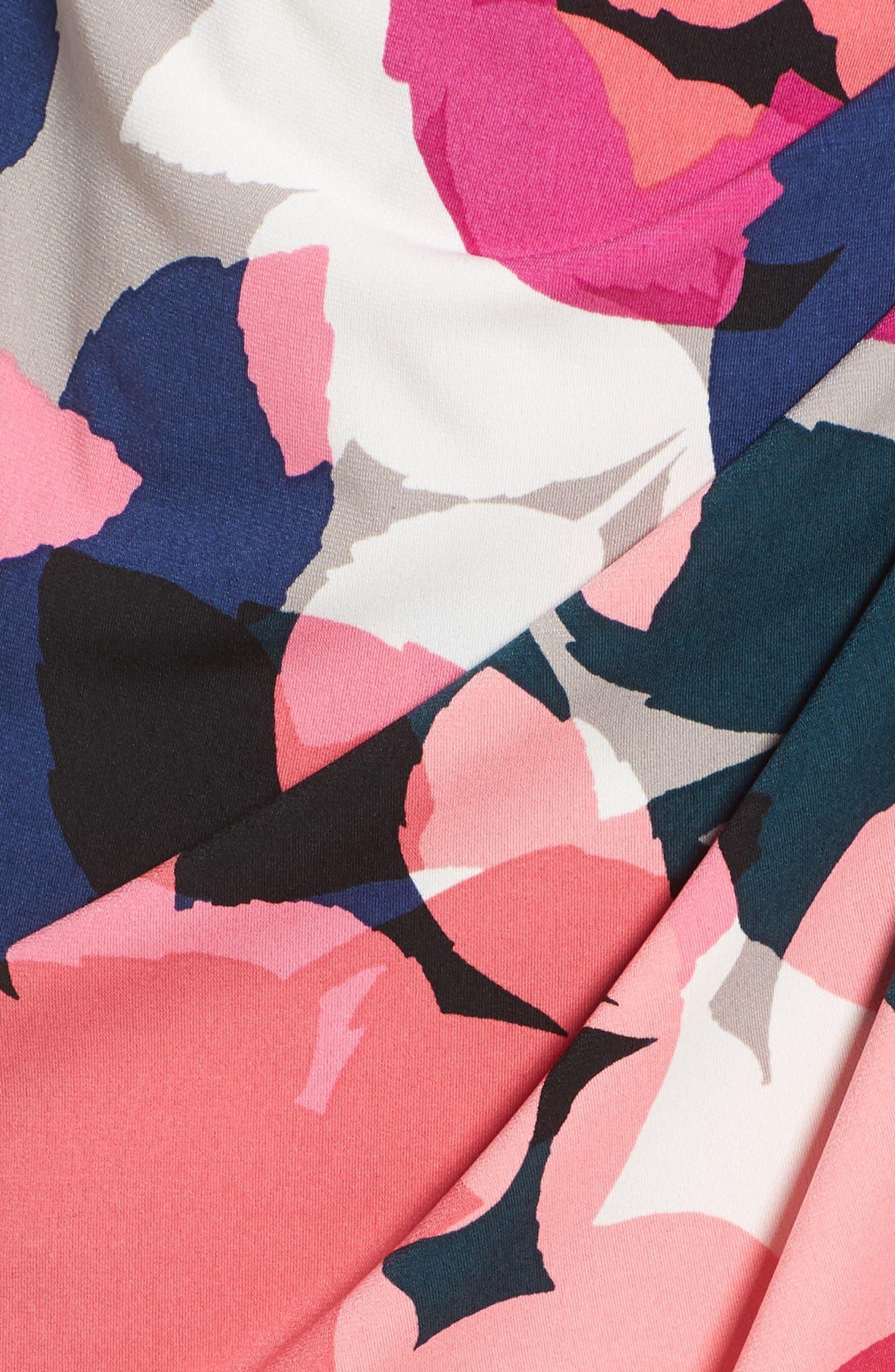 Alternate Image 5  - Maggy London Jersey Wrap Dress (Regular & Petite)