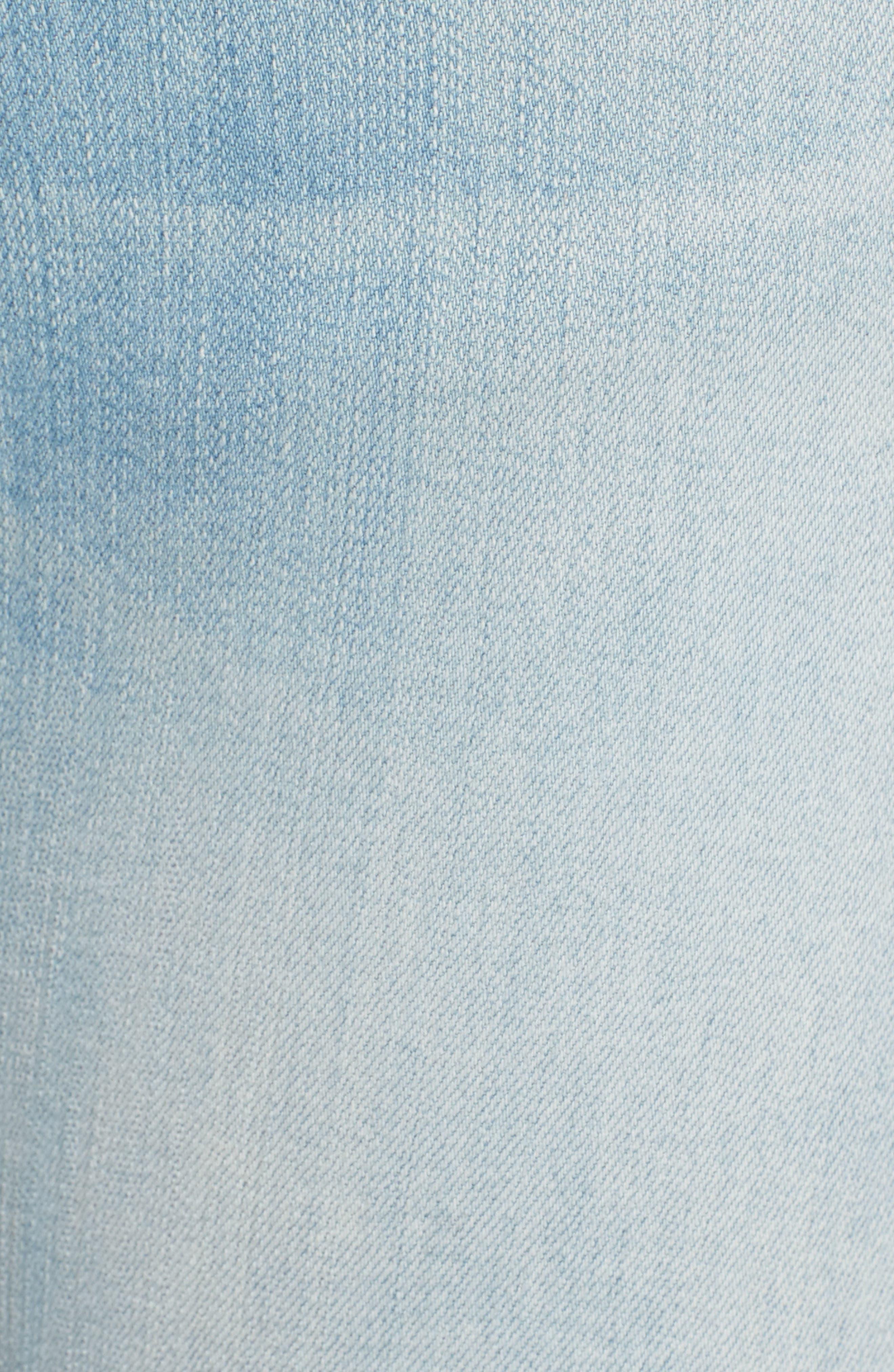 Alternate Image 5  - rag & bone/JEAN Capri Skinny Jeans
