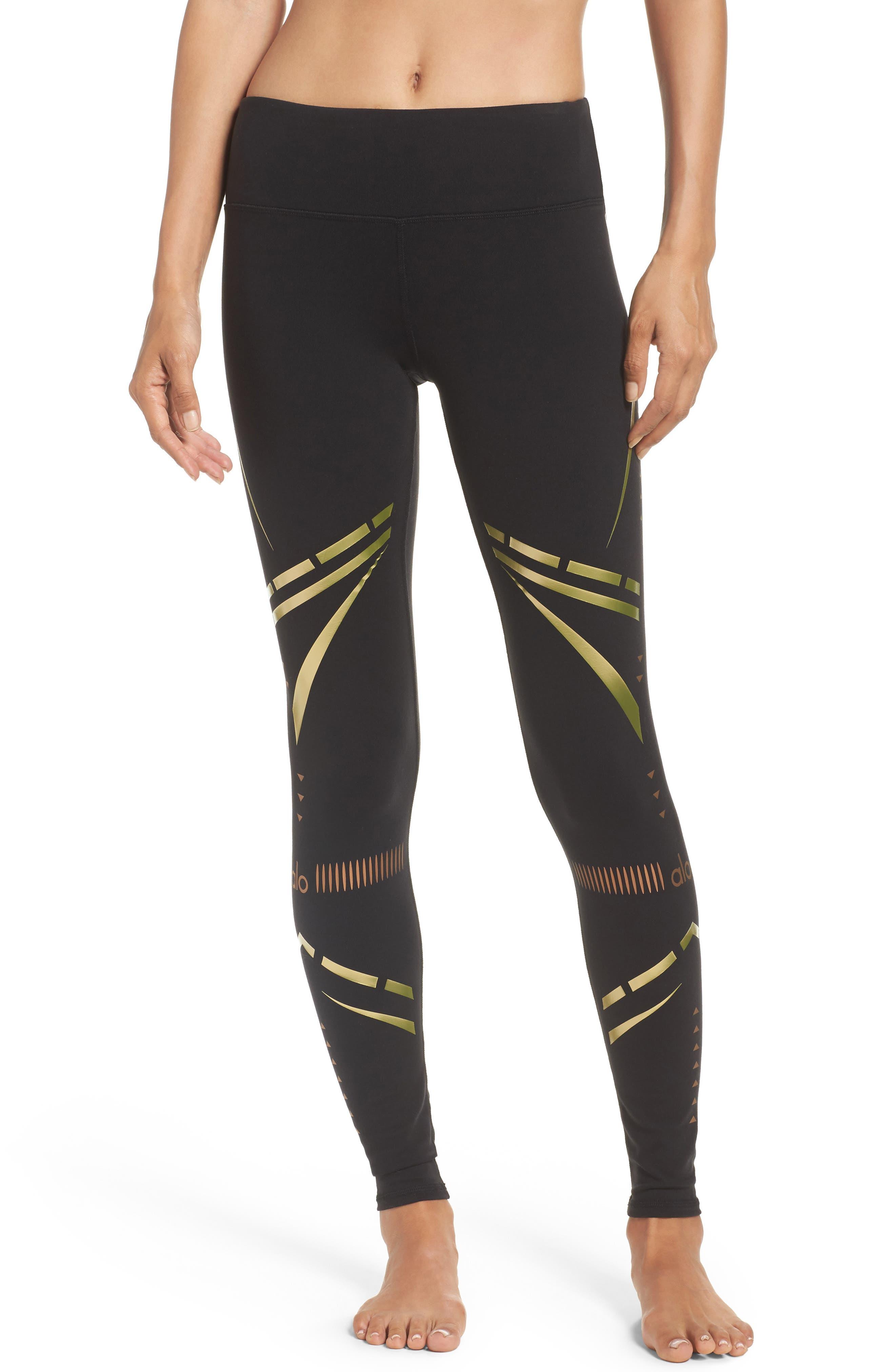 Main Image - Alo 'Airbrushed' Leggings