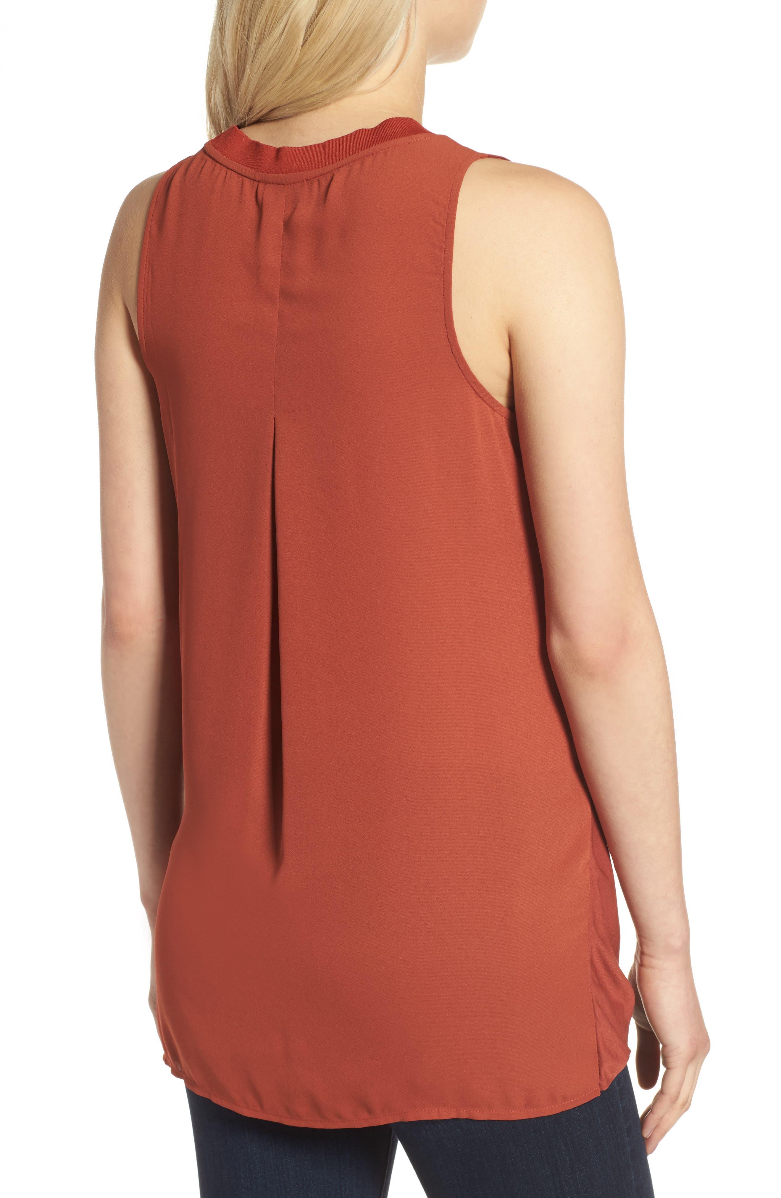 Alternate Image 2  - Trouvé Asymmetrical Drape Knit Top