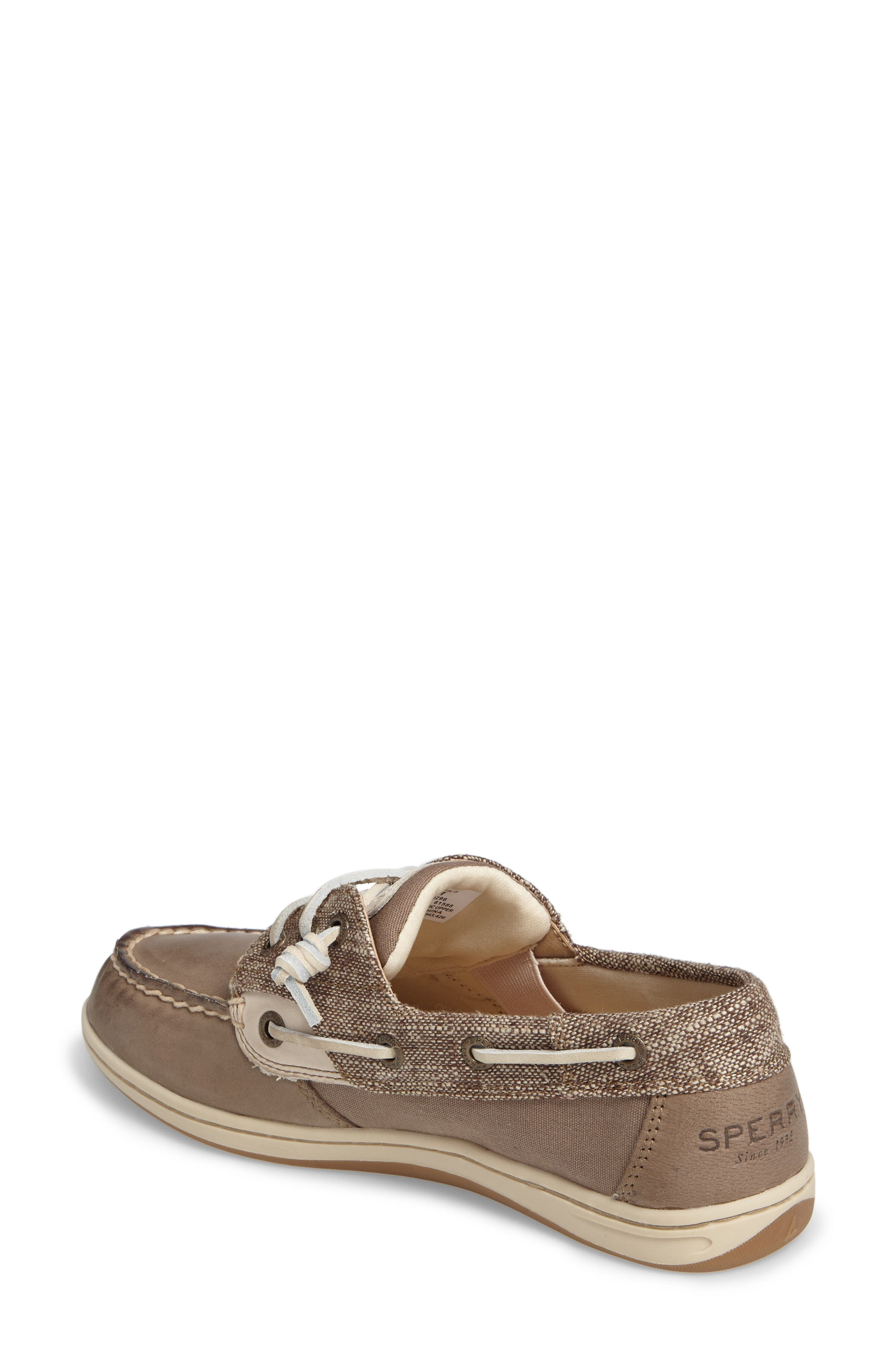 Alternate Image 2  - Sperry 'Songfish' Boat Shoe (Women)
