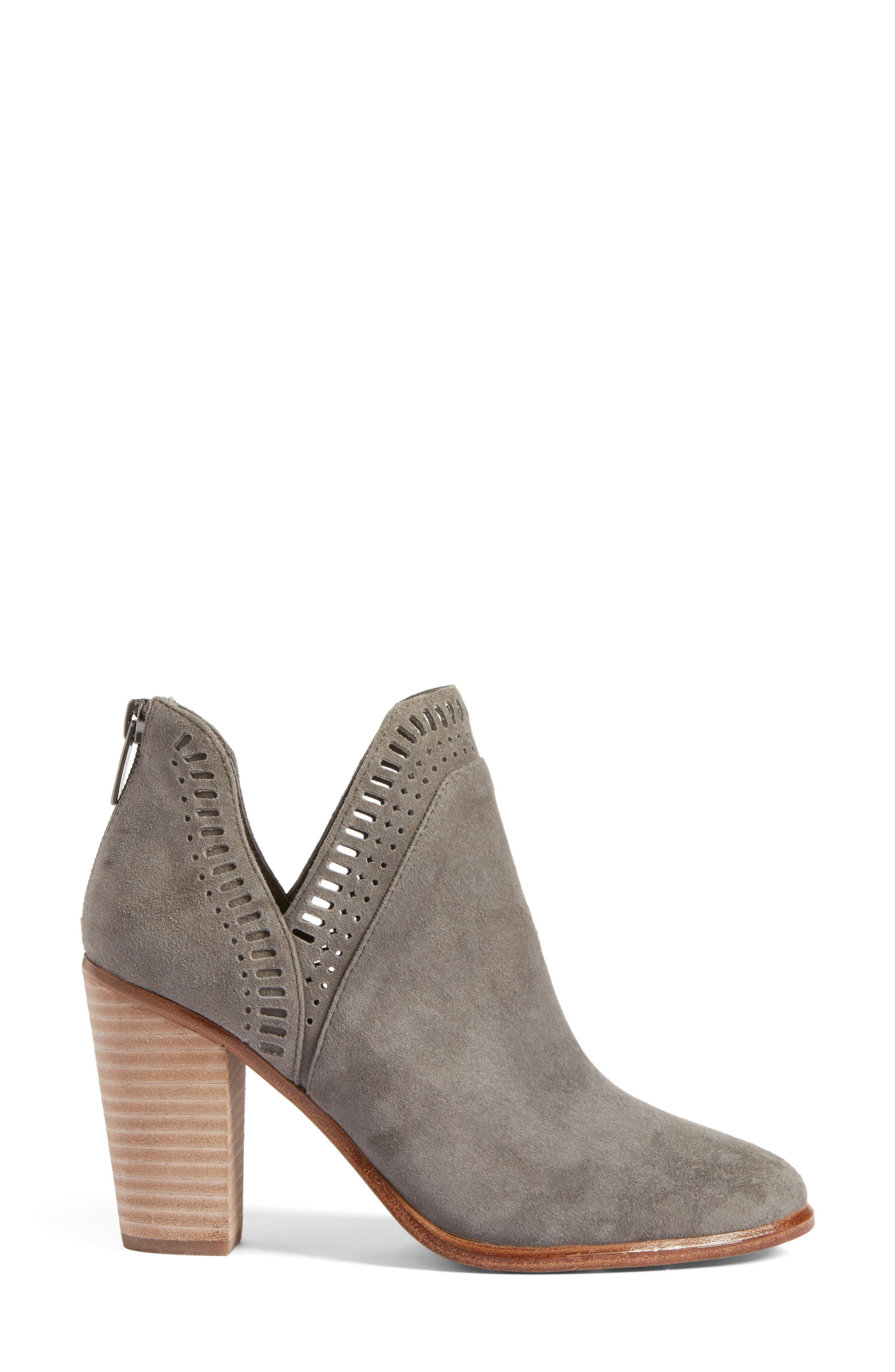 Alternate Image 3  - Vince Camuto Fileana Split Shaft Bootie (Women)