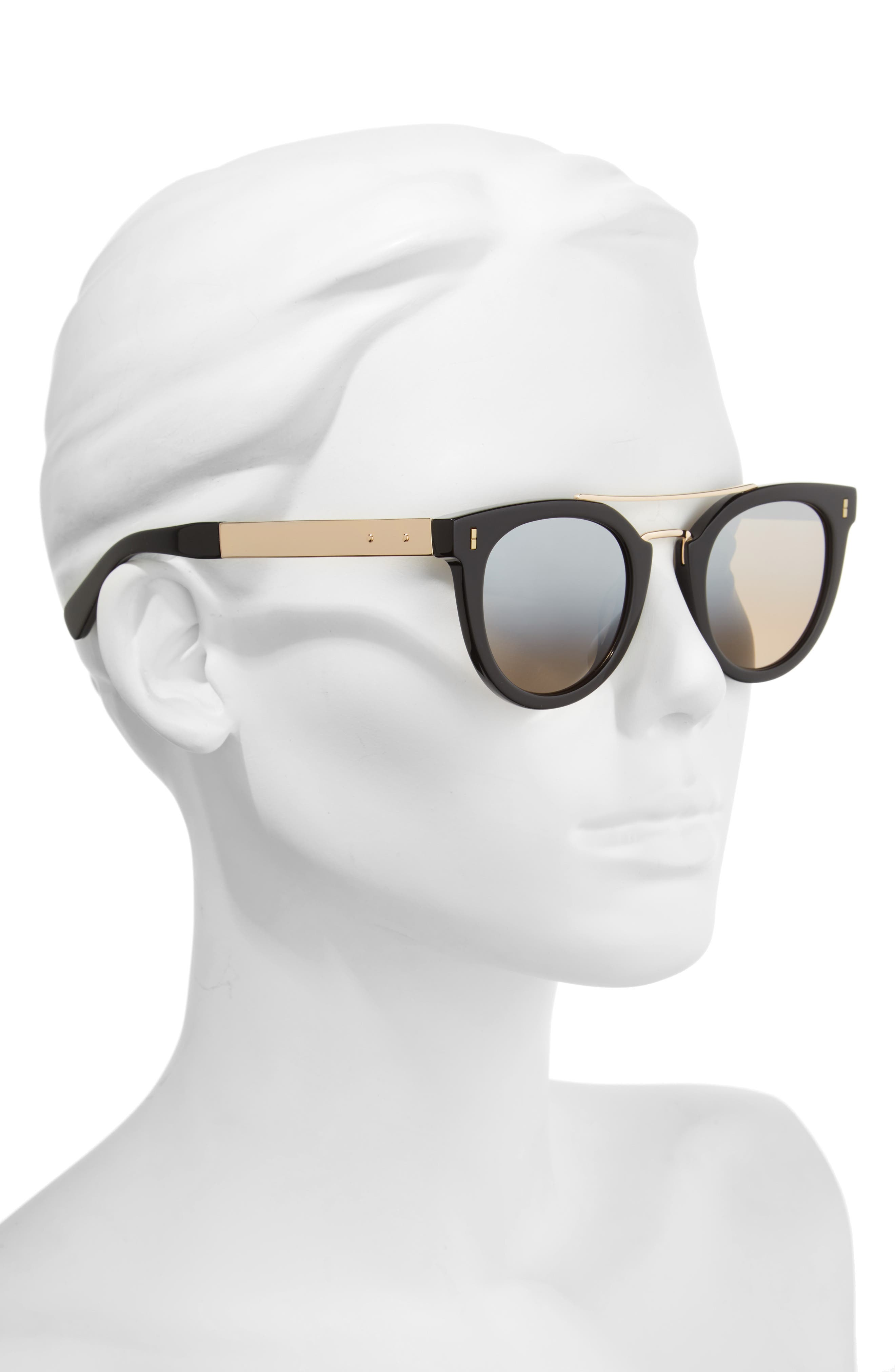 Alternate Image 2  - Bobbi Brown The Woodson 48mm Gradient Sunglasses