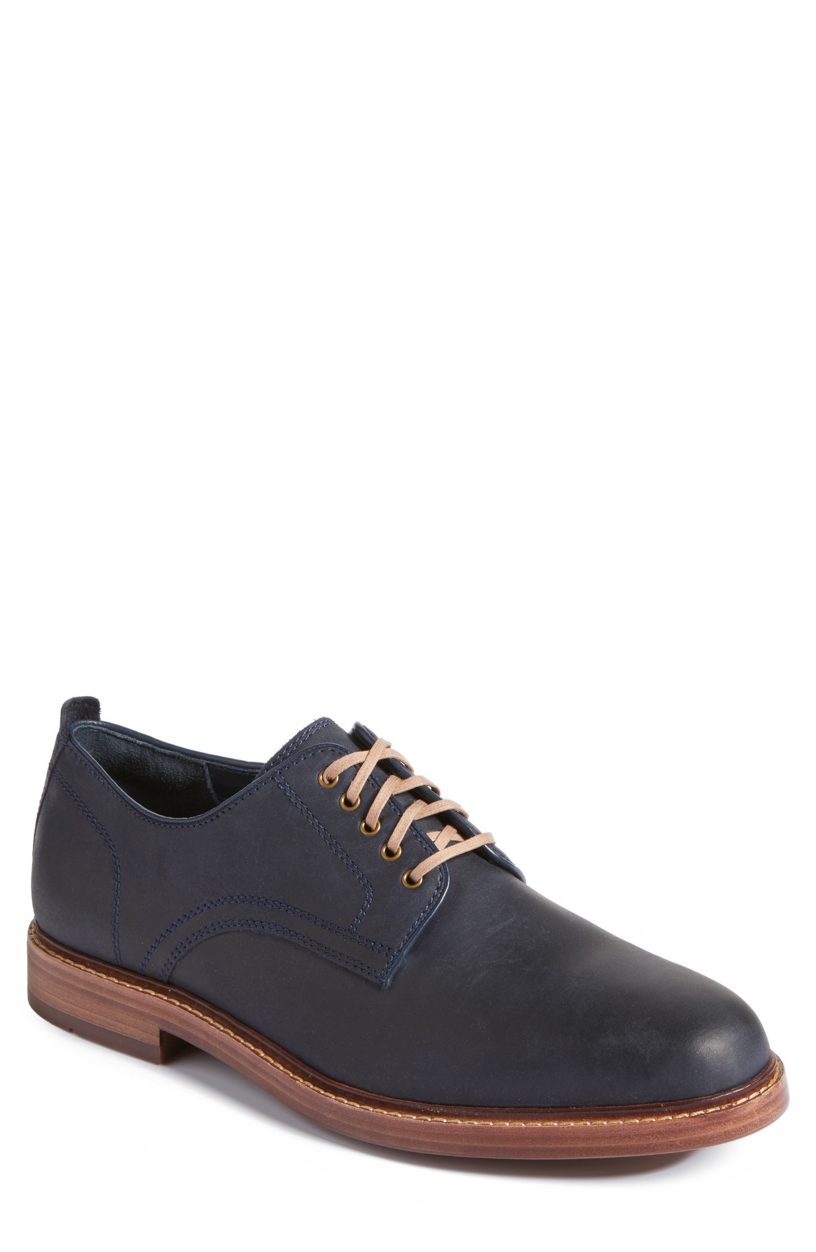 Main Image - Cole Haan Tyler Grand Plain-Toe Derby (Men)