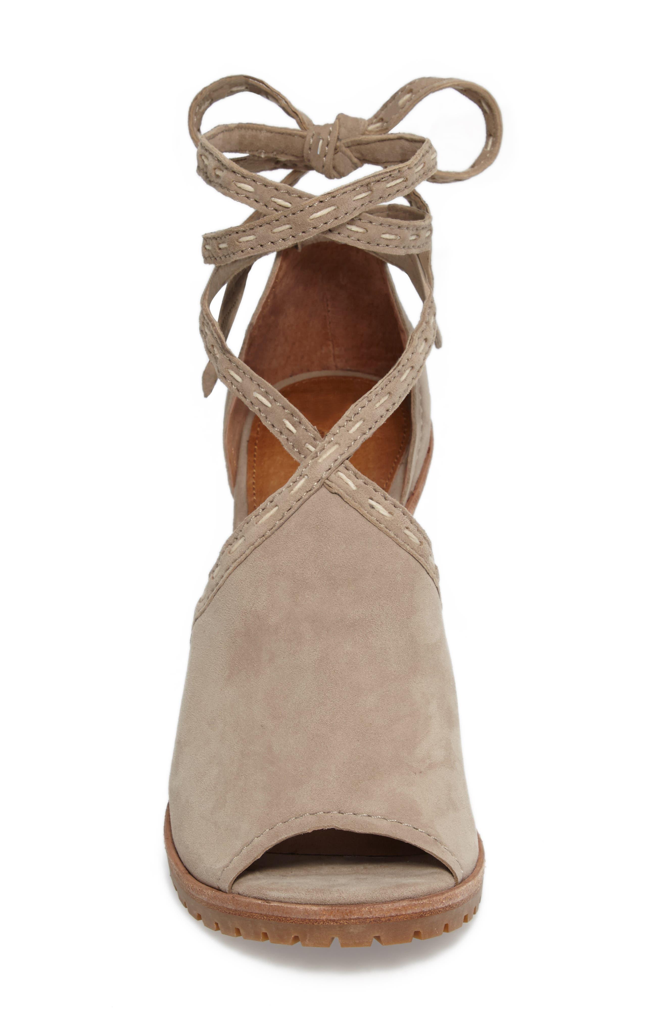 Alternate Image 4  - Frye Suzie Wraparound Sandal (Women)