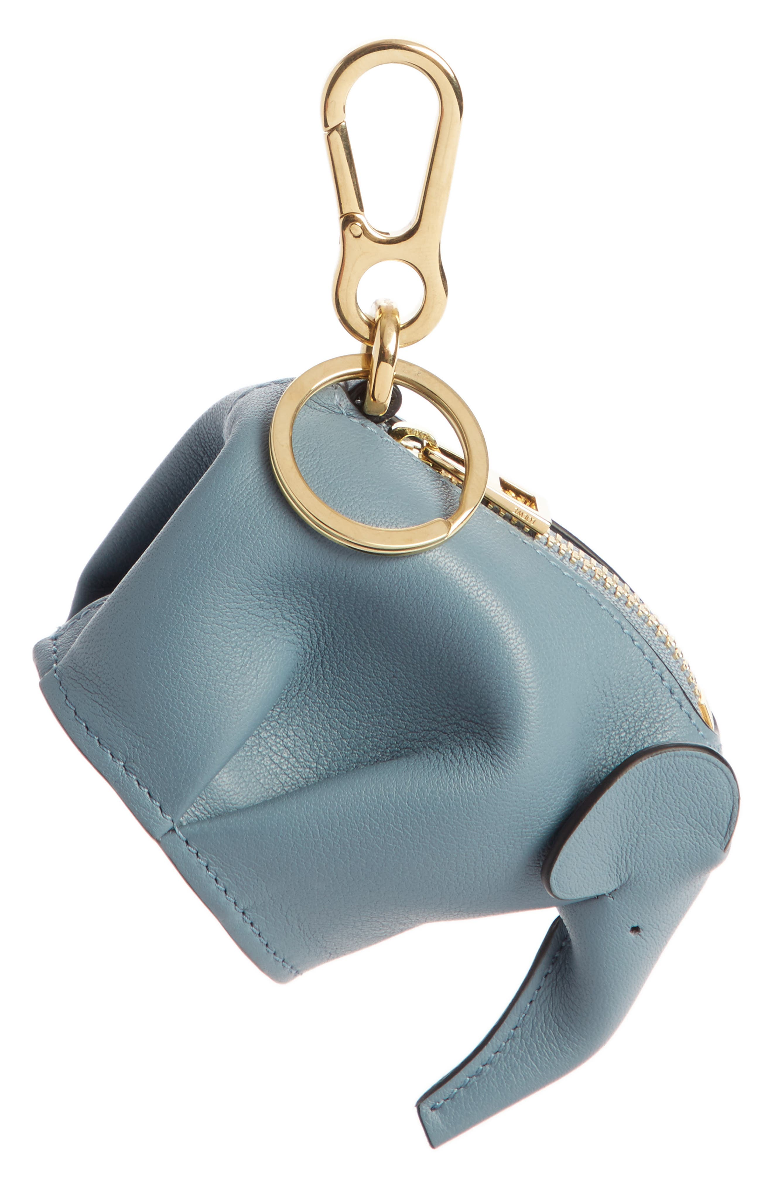 Alternate Image 1 Selected - Loewe Elephant Bag Charm